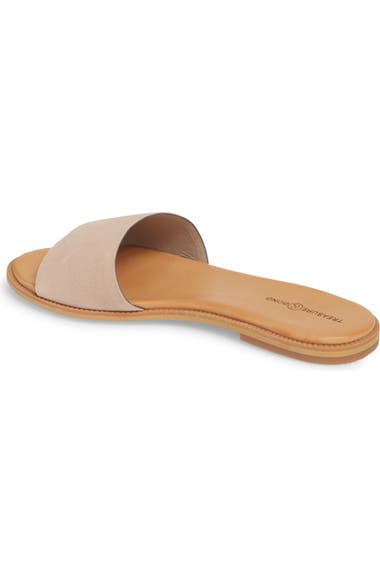 7b68262569fcd Treasure   Bond Mere Flat Slide Sandal (Women)