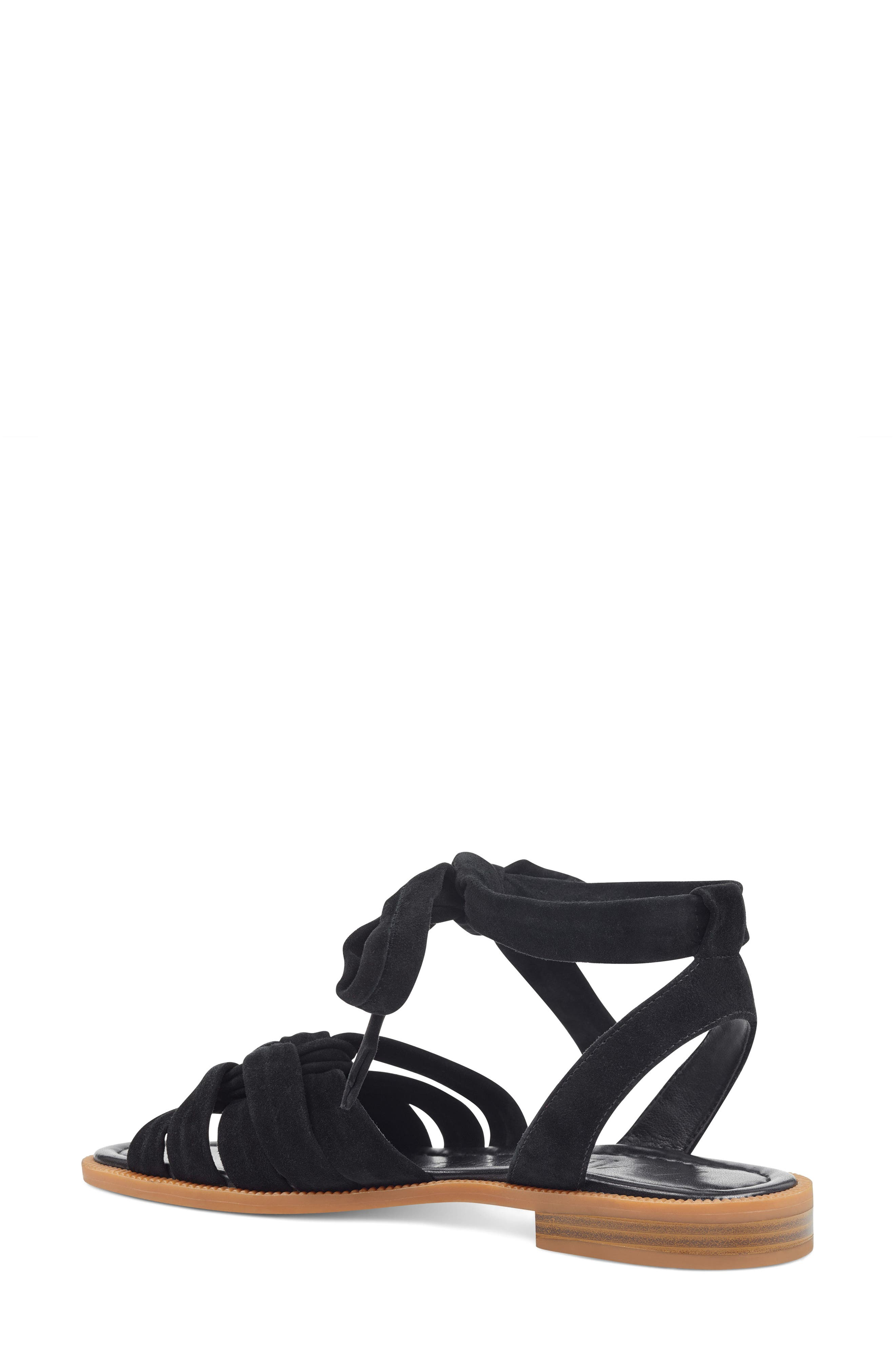 Xameera Knotted Sandal,                             Alternate thumbnail 2, color,                             002