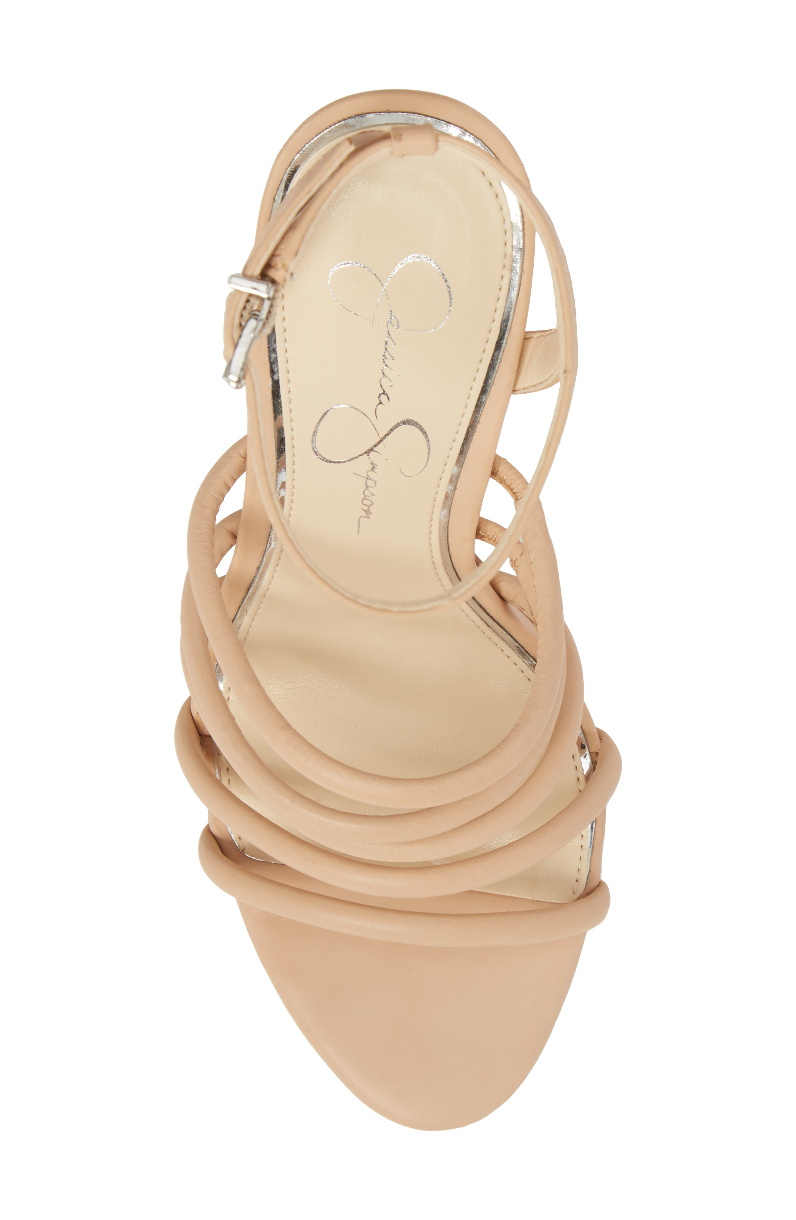 Joselle Strappy Sandal,                             Alternate thumbnail 15, color,