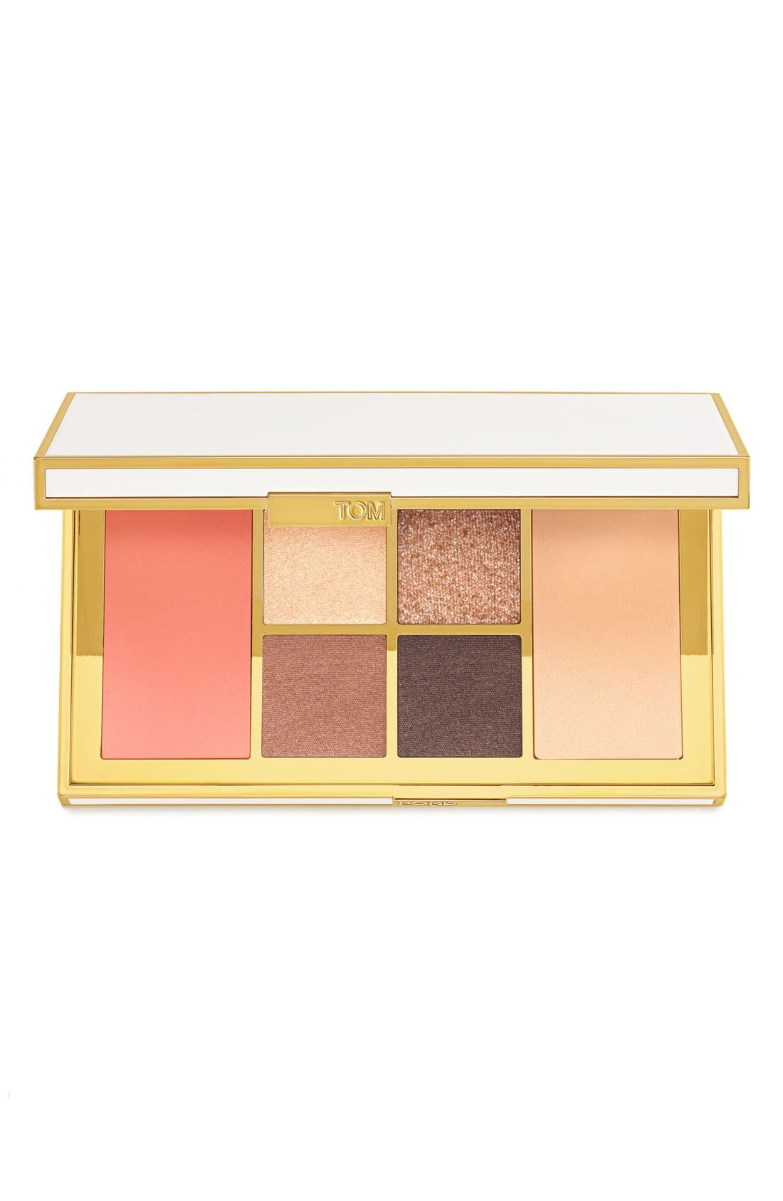 Soleil Eye and Cheek Palette,                             Alternate thumbnail 5, color,