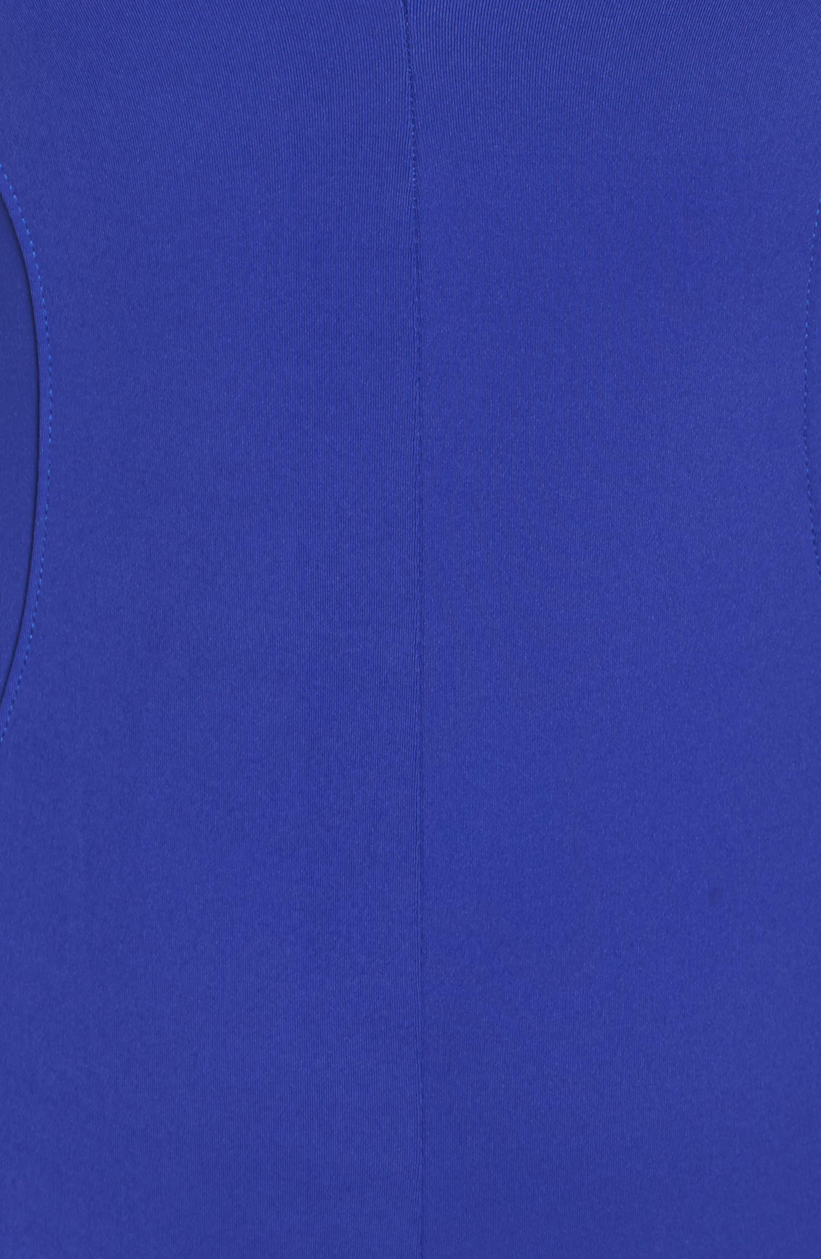 Intimately FP Thong Bodysuit,                             Alternate thumbnail 5, color,                             BLUE