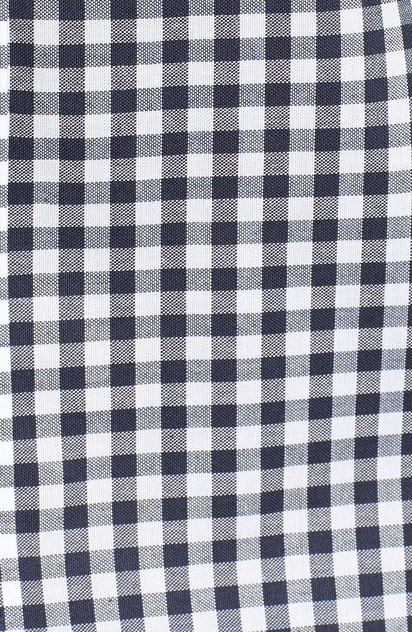 League Houston Texans Regular Fit Shirt,                             Alternate thumbnail 5, color,                             LIBERTY NAVY