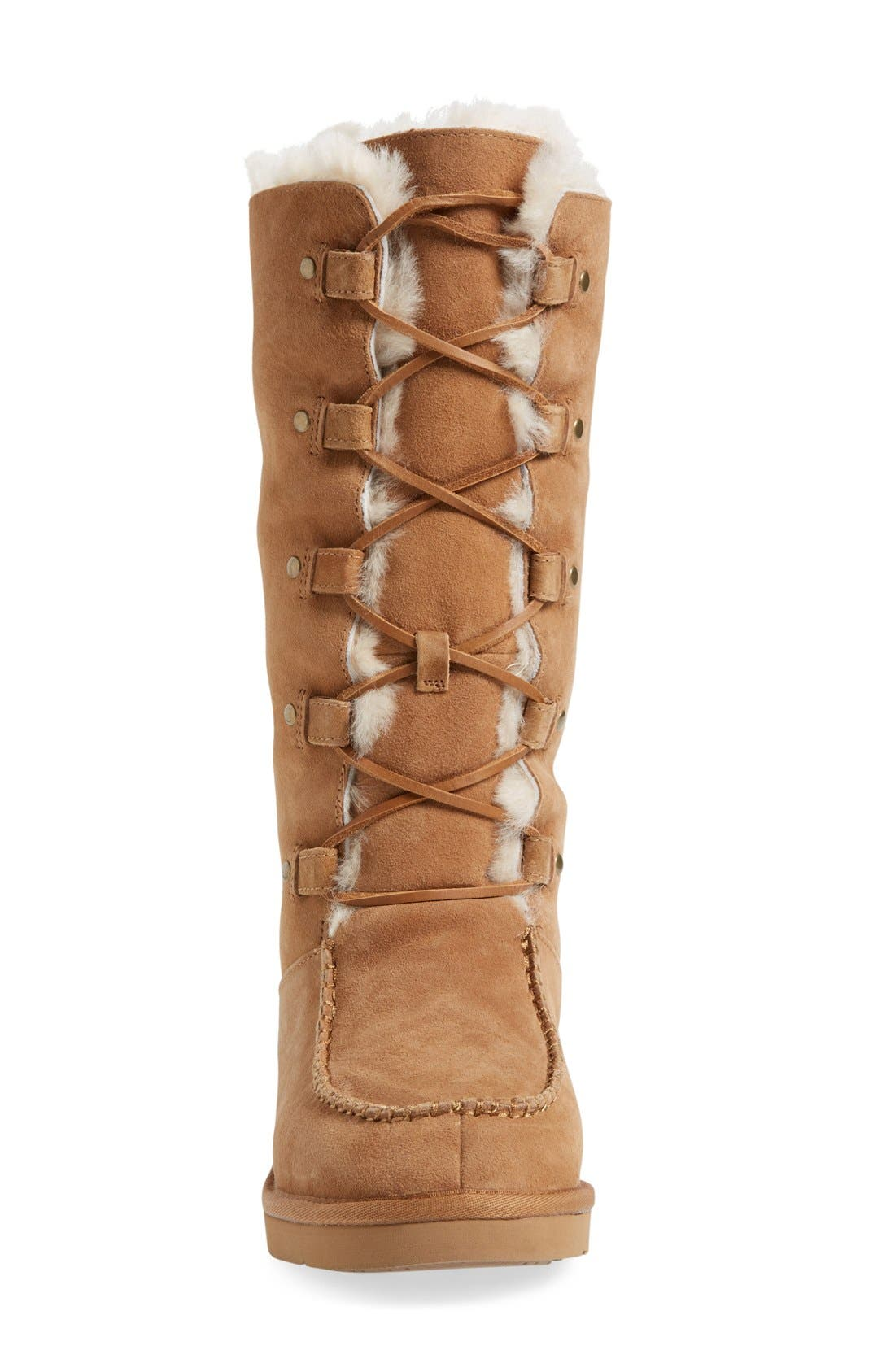 Ugg Australia Appalachian Water Resistant Lace Up Tall Boot