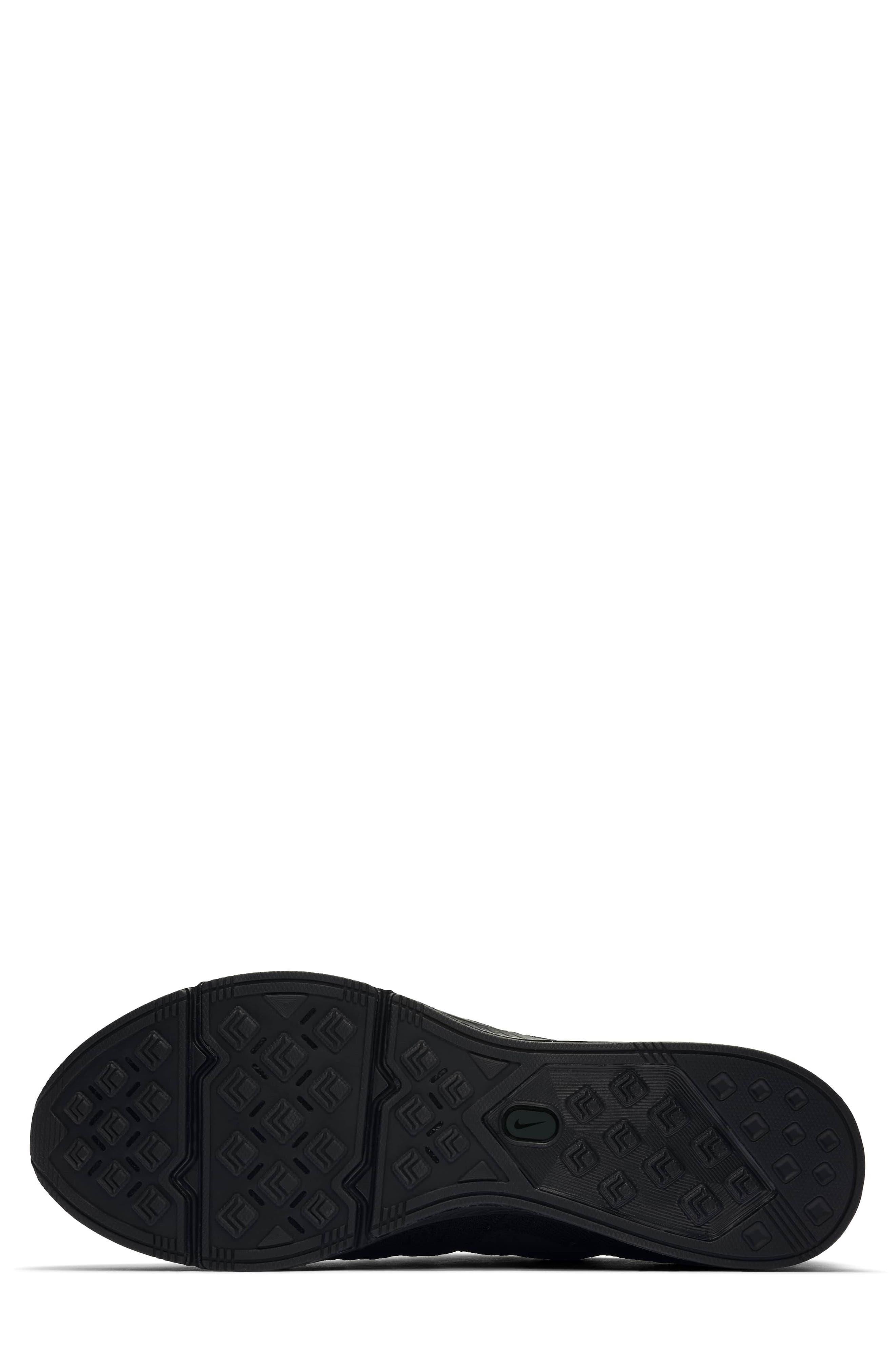 NIKE,                             Flyknit Trainer Sneaker,                             Alternate thumbnail 5, color,                             004