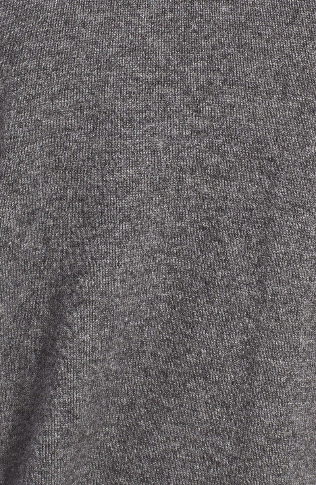 Wool & Cashmere Drape Front Sweater Vest,                             Alternate thumbnail 53, color,