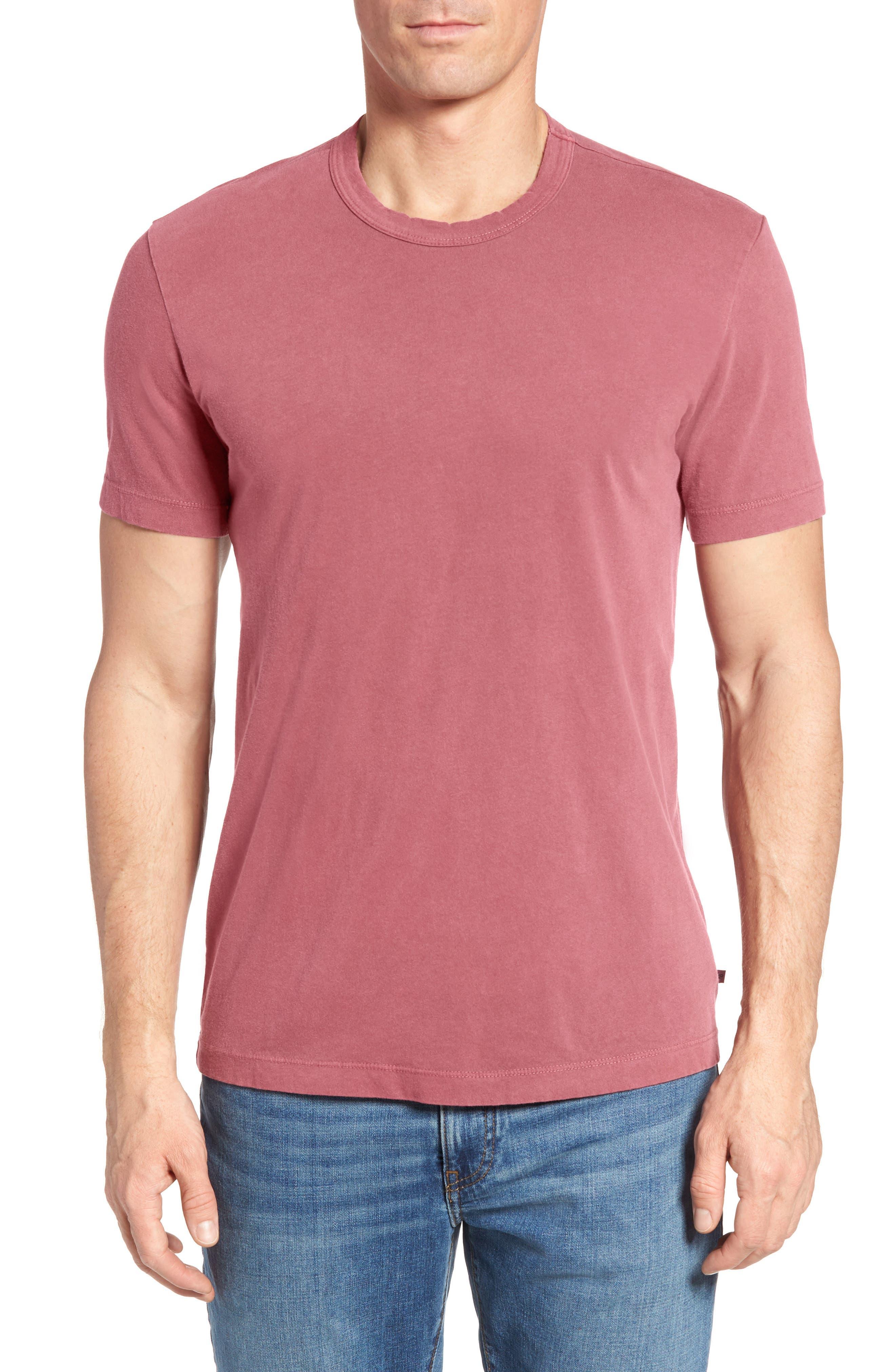 Crewneck Jersey T-Shirt,                             Alternate thumbnail 212, color,