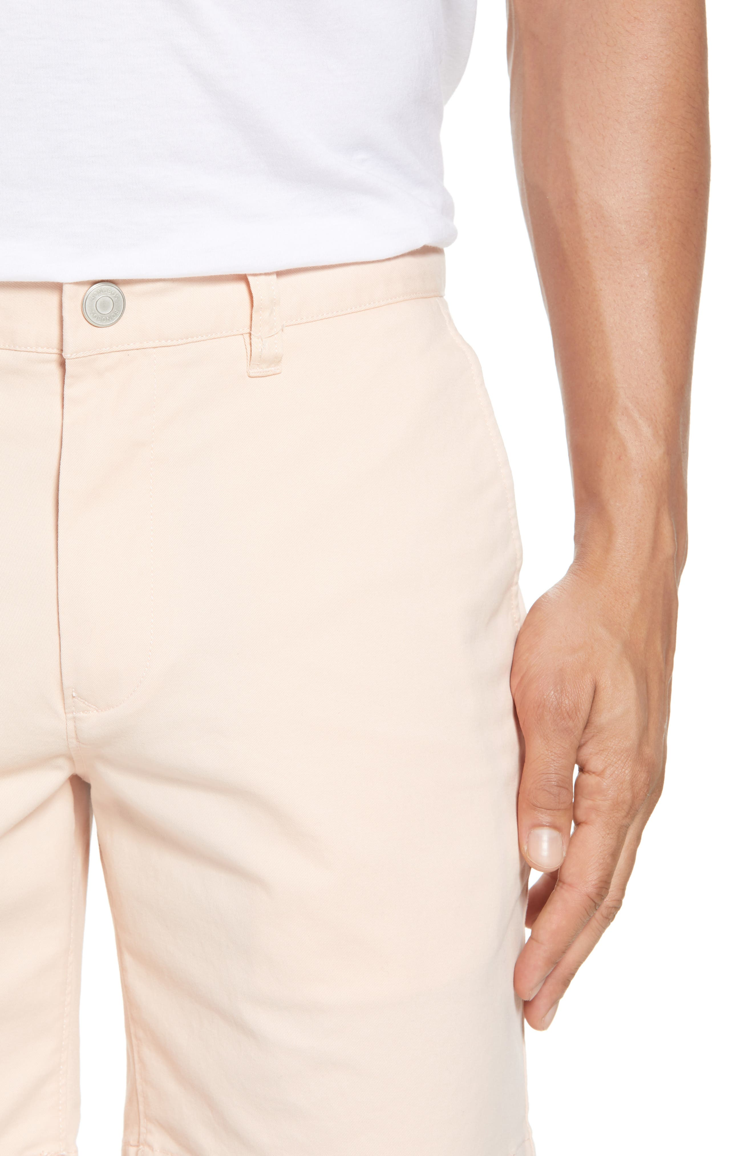 Stretch Washed Chino 7-Inch Shorts,                             Alternate thumbnail 78, color,
