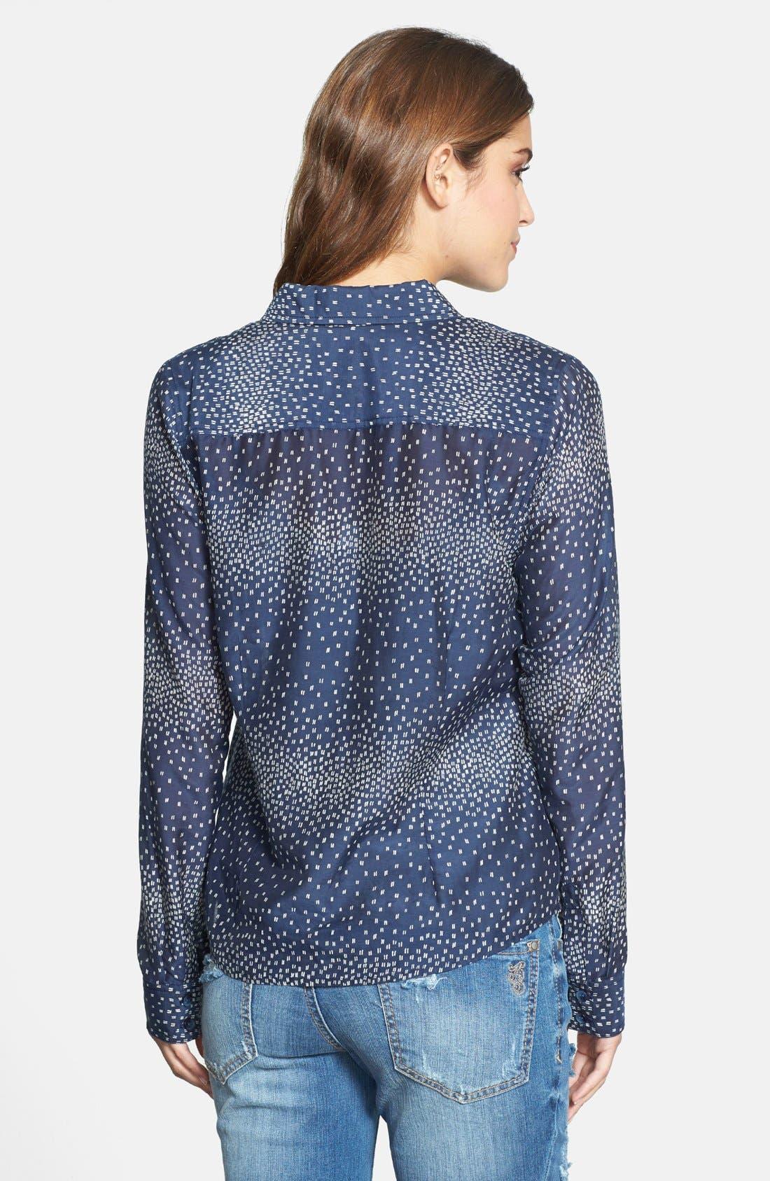 Cotton & Silk Shirt,                             Alternate thumbnail 67, color,
