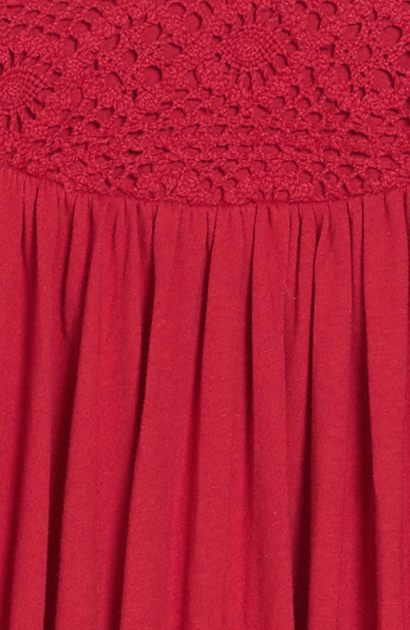 Organic Cotton Bubble Dress,                             Alternate thumbnail 3, color,                             620