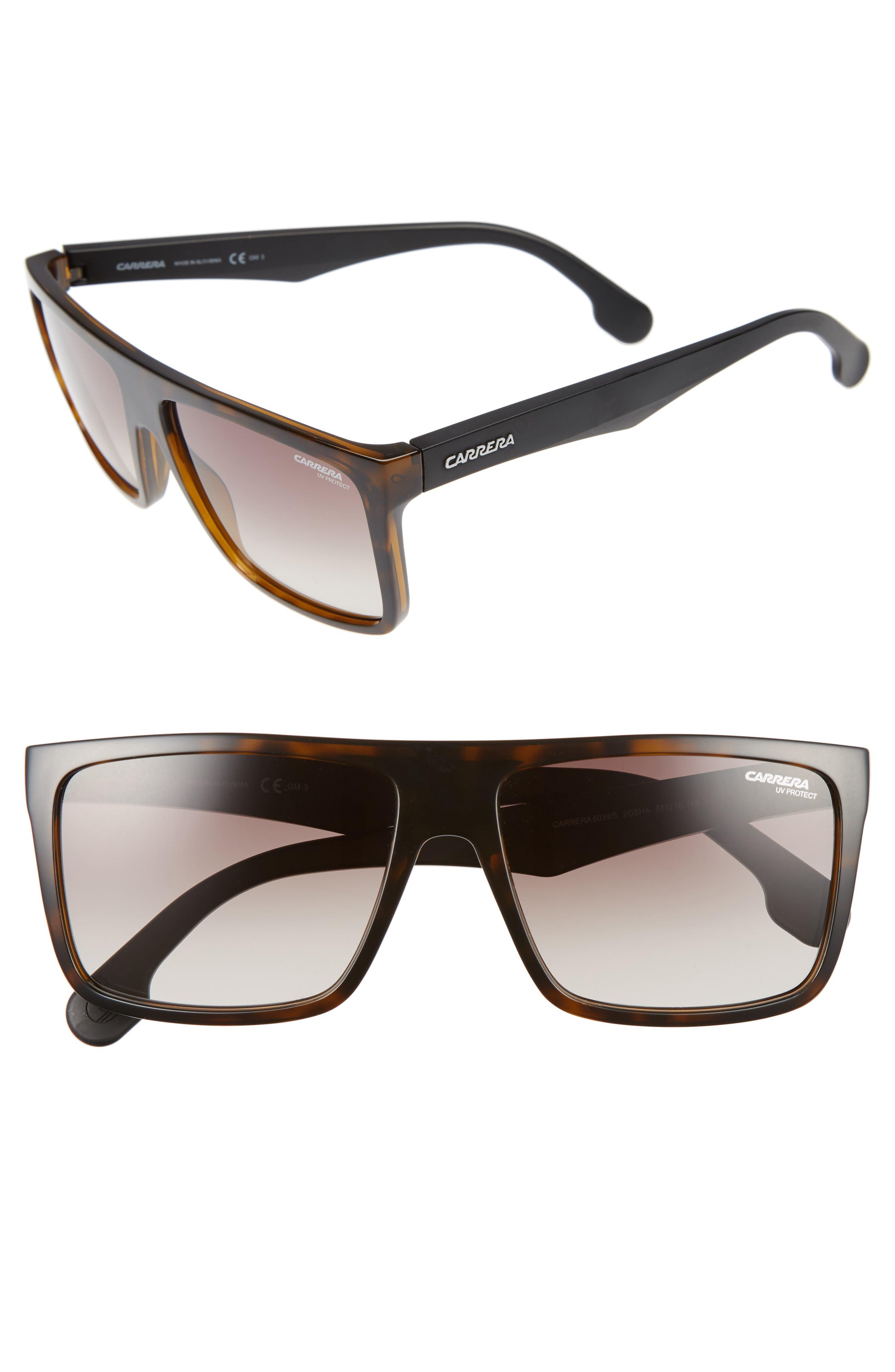 58mm Sunglasses,                             Main thumbnail 2, color,