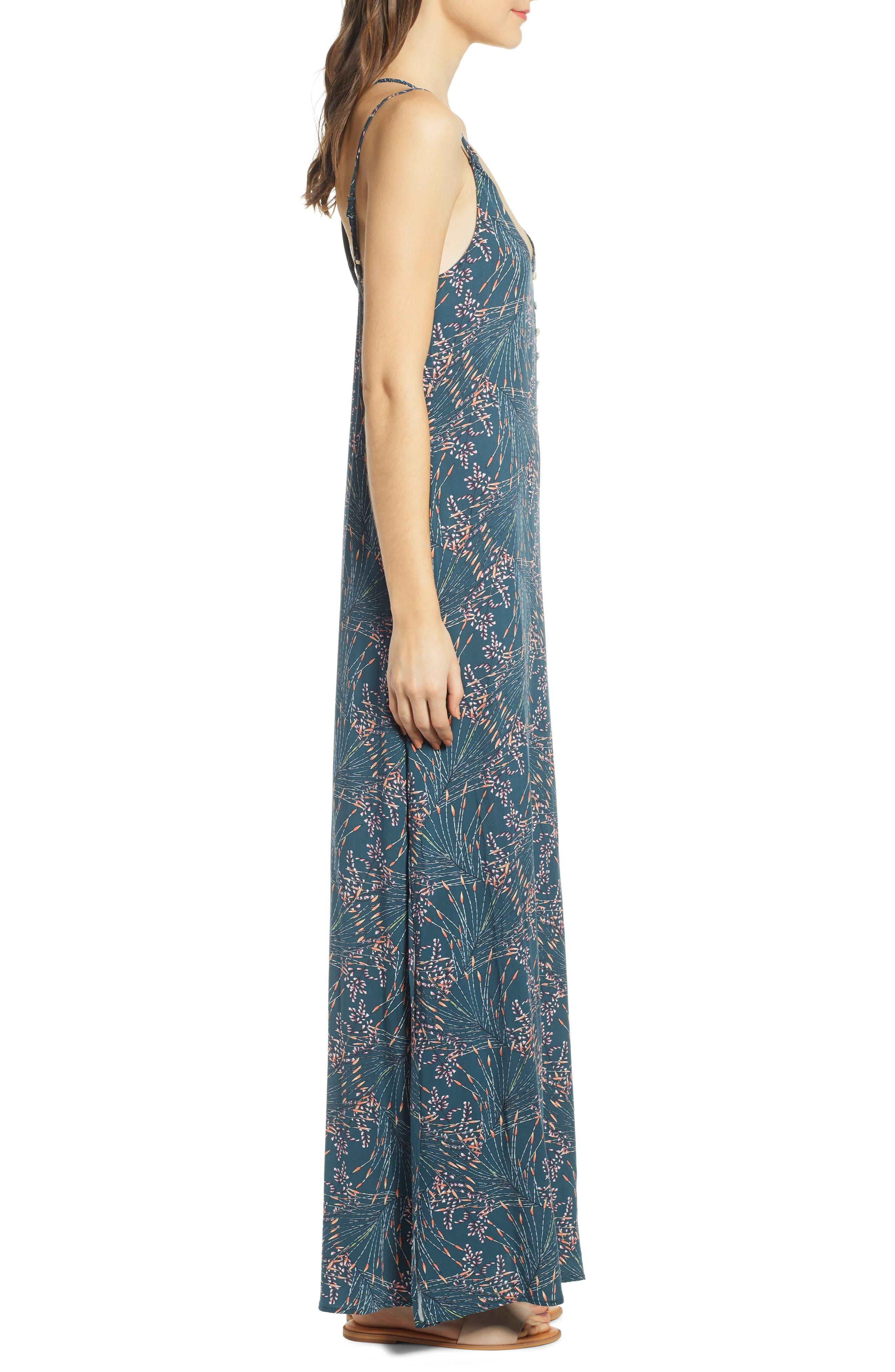 O'NEILL,                             Breanna Maxi Dress,                             Alternate thumbnail 3, color,                             STARGAZER