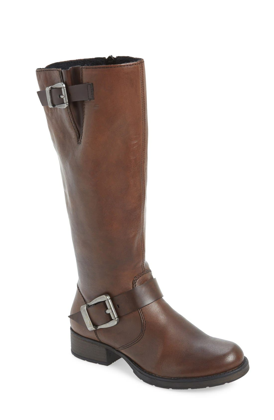 RiekerAntistress 'Faith 80' Tall Boot,                         Main,                         color, 209