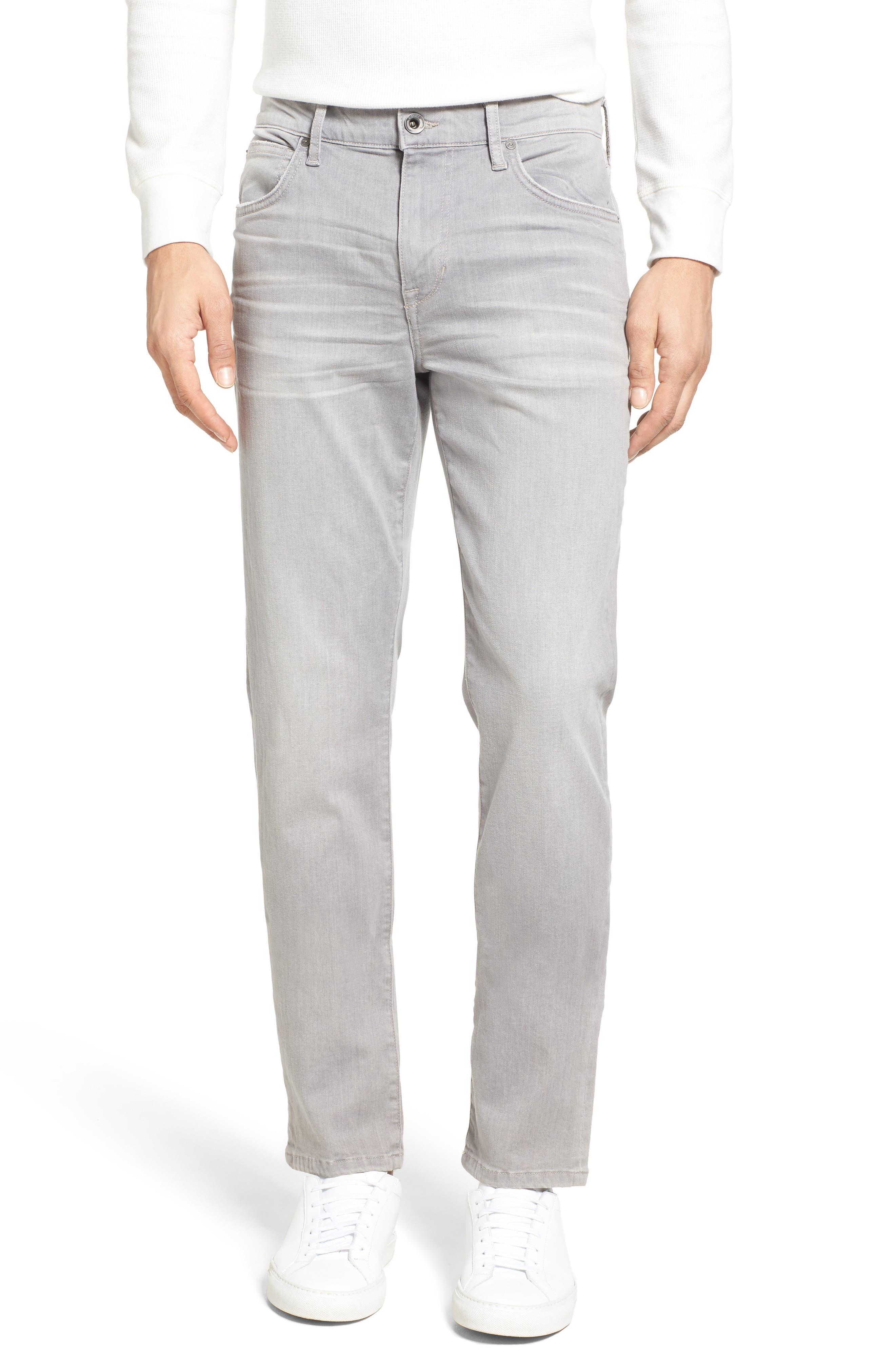 Slim Fit Jeans,                             Main thumbnail 1, color,                             050
