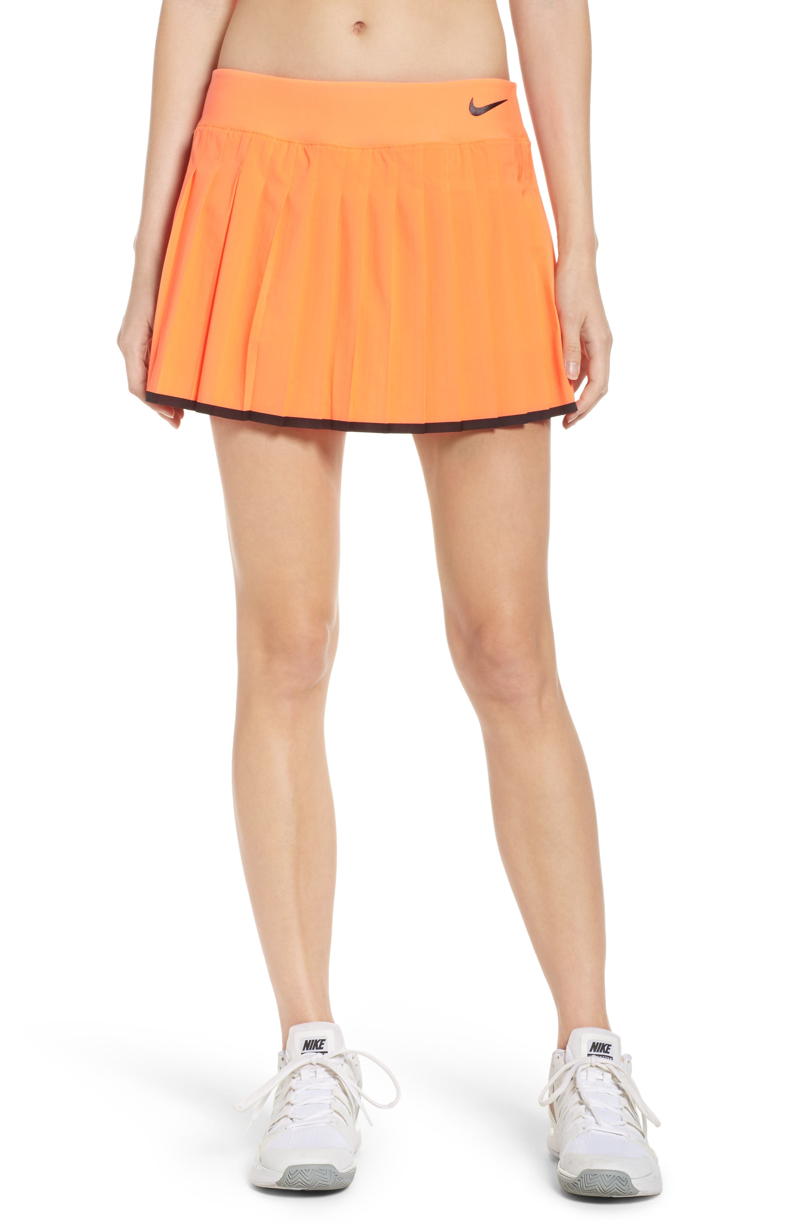 'Victory' Pleat Dri-FIT Tennis Skirt,                             Main thumbnail 20, color,