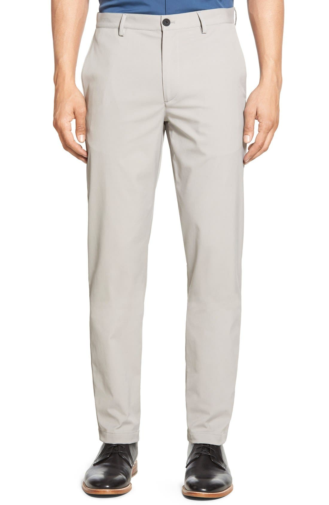 'Zaine Neoteric' Slim Fit Pants,                             Main thumbnail 4, color,
