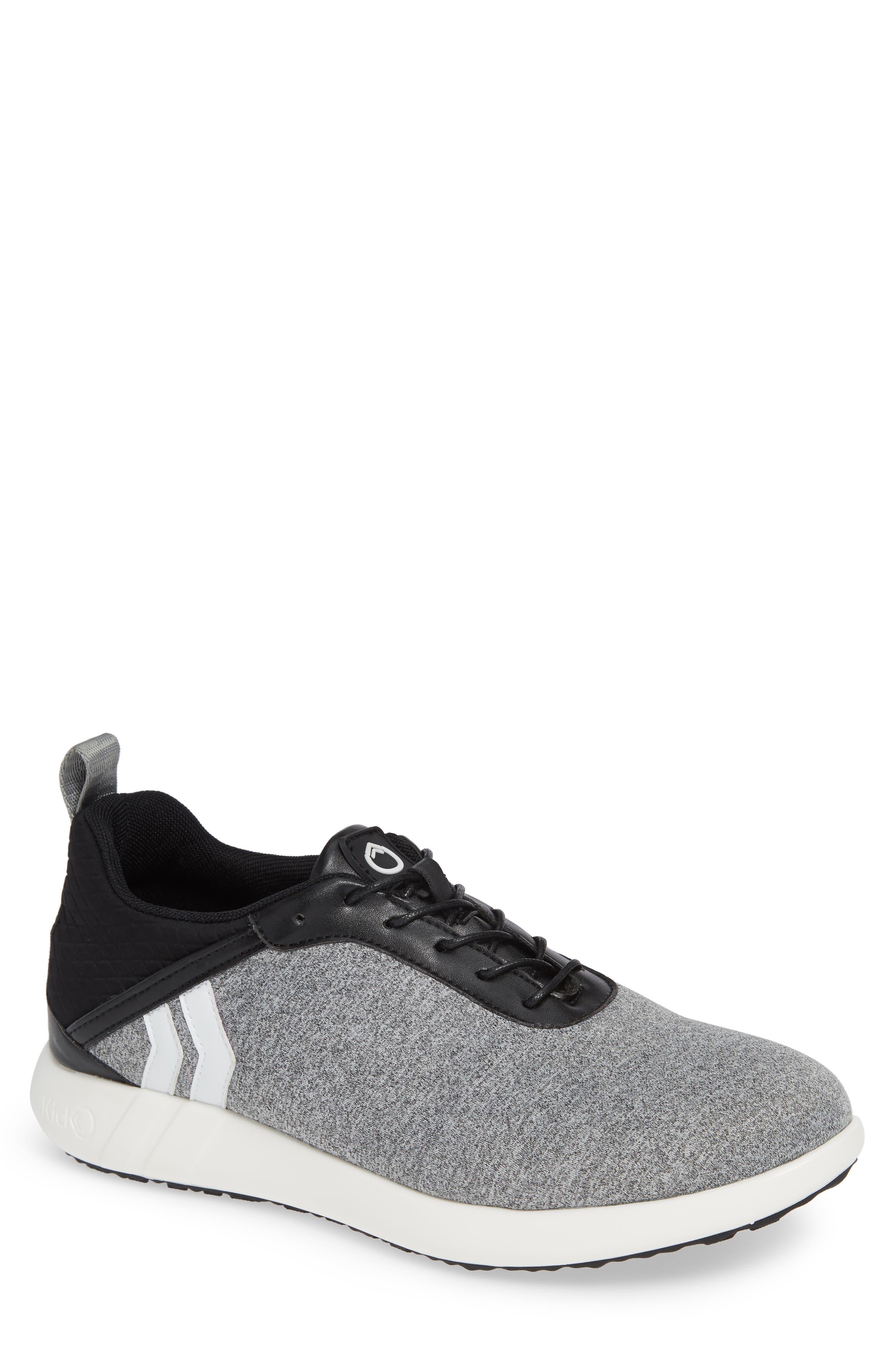 Avalon Sneaker,                         Main,                         color, GREY FABRIC