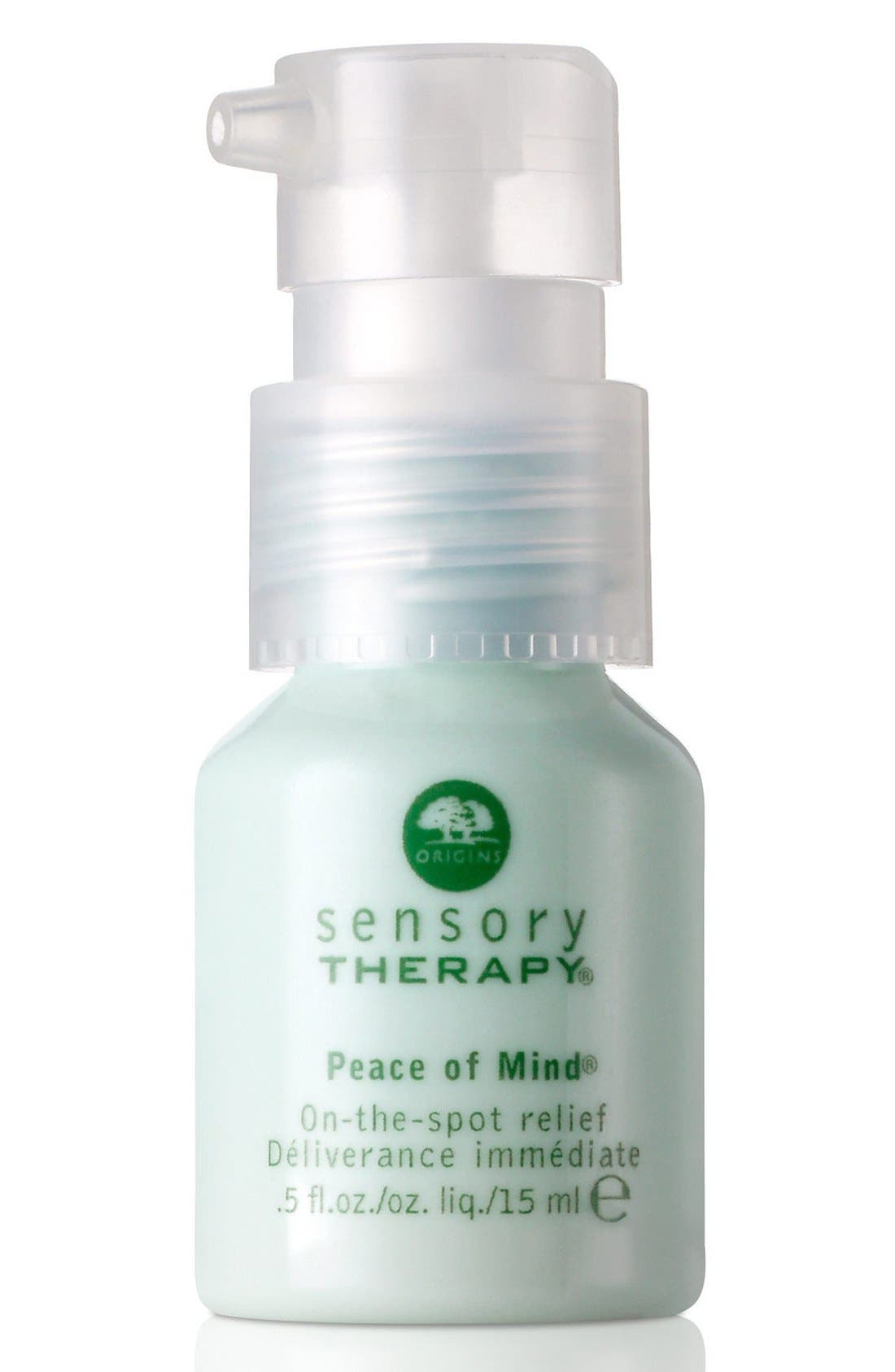 Peace of Mind<sup>®</sup> On-the-Spot Relief,                         Main,                         color, 000