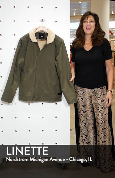 Alamitos Canvas Work Jacket, sales video thumbnail