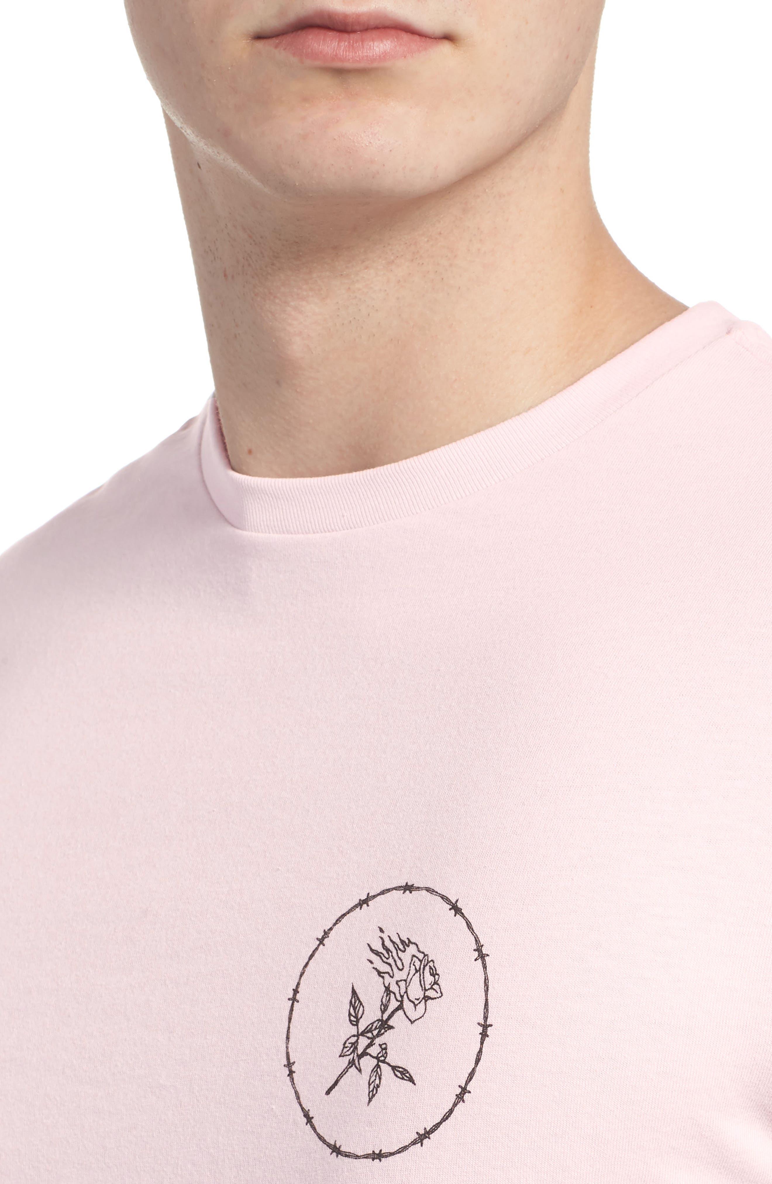 Enter Sandman T-Shirt,                             Alternate thumbnail 4, color,