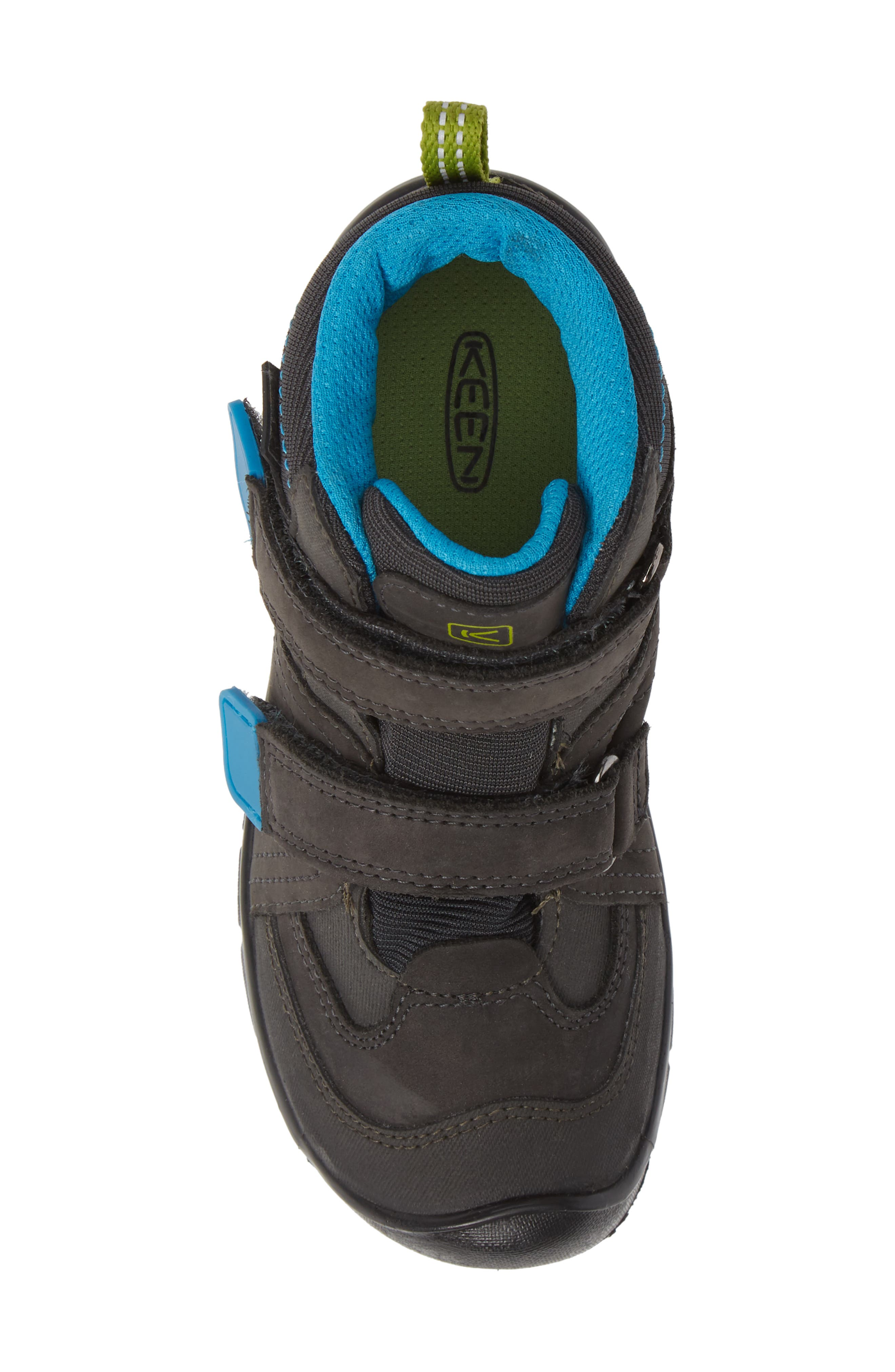 Hikeport Strap Waterproof Mid Boot,                             Alternate thumbnail 17, color,