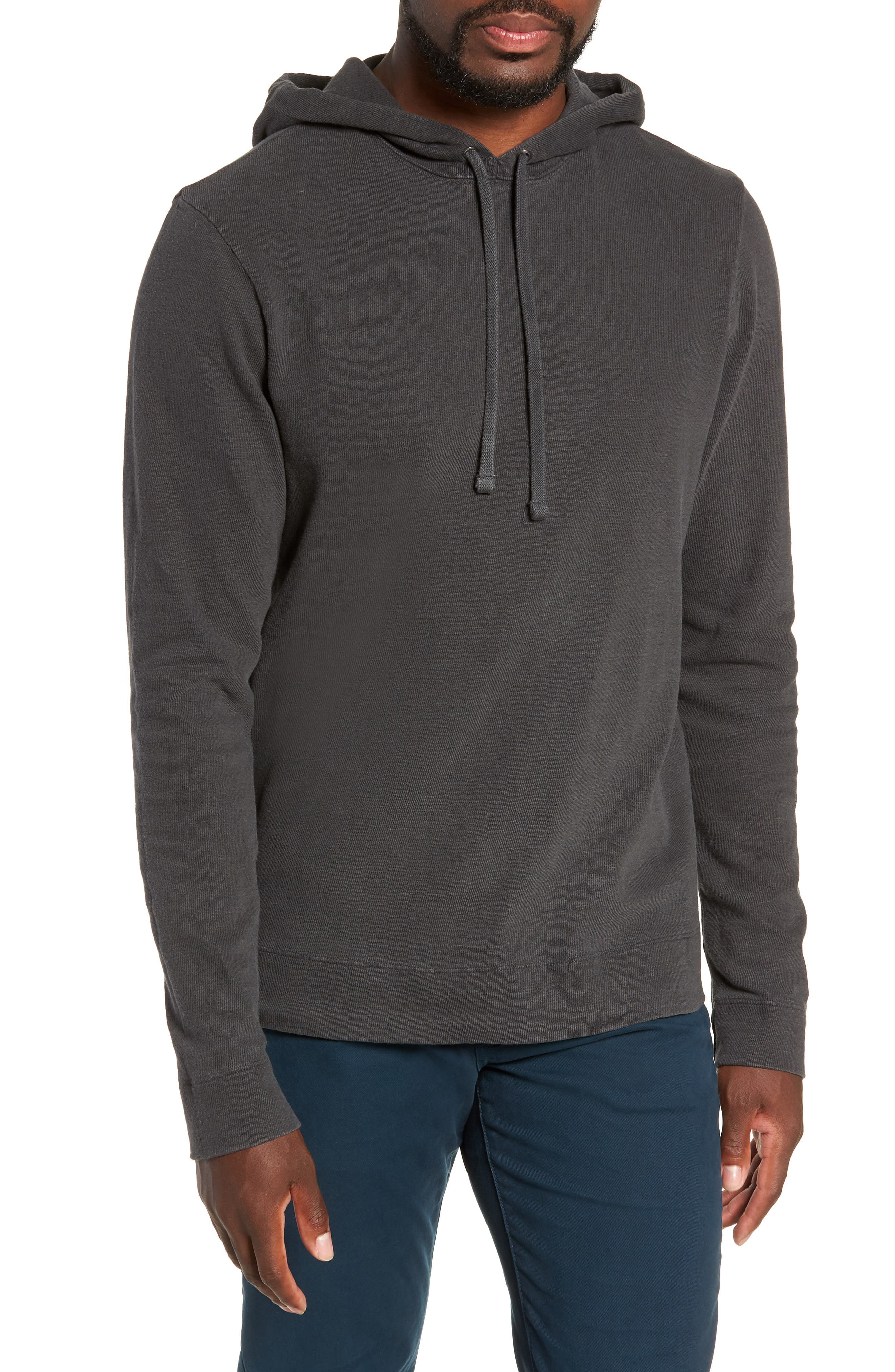 Standard Fit Pullover Hoodie,                         Main,                         color, 020