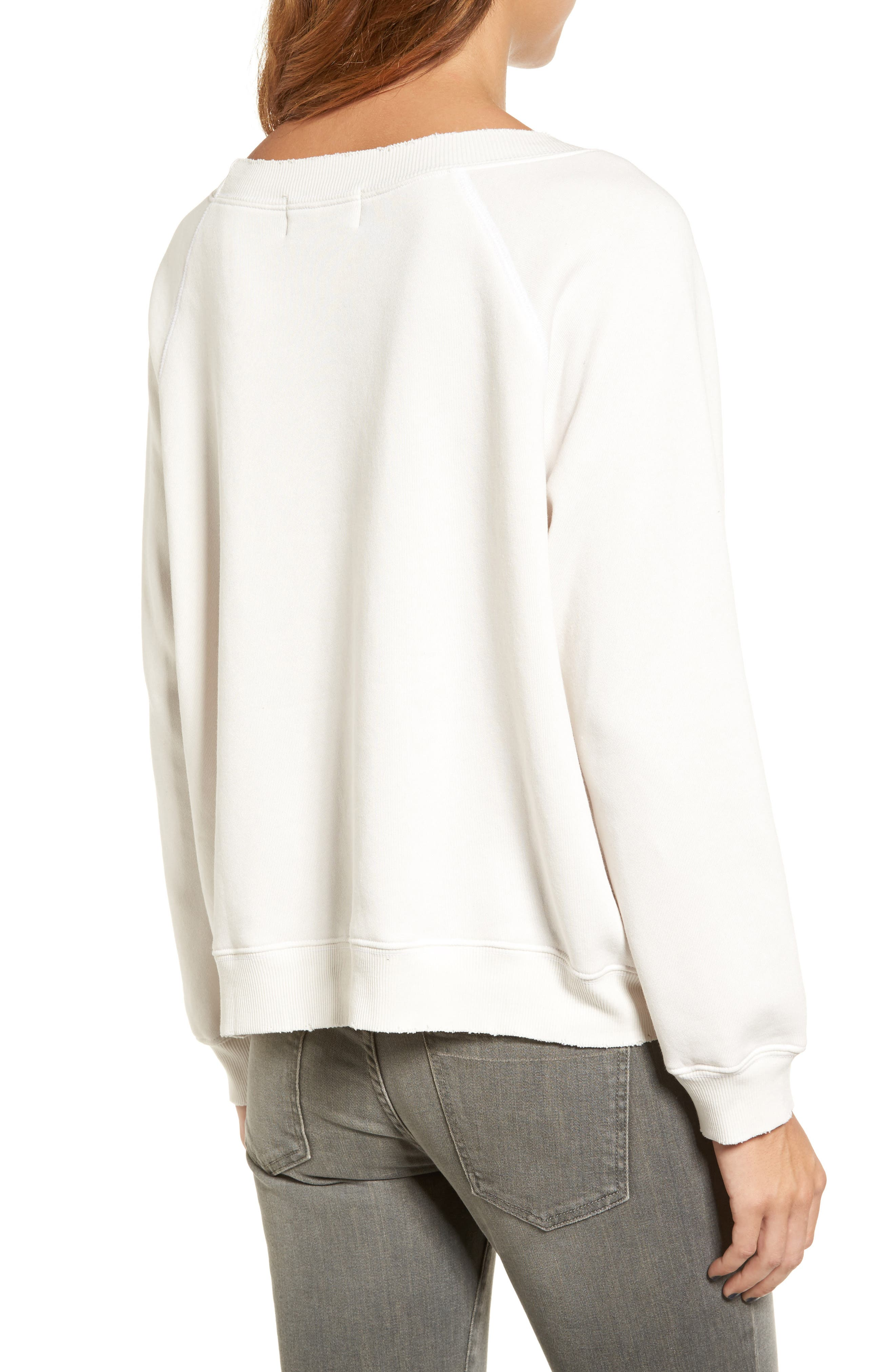 WILDFOX,                             Sommers Sweater - Just Dream Pullover,                             Alternate thumbnail 2, color,                             020