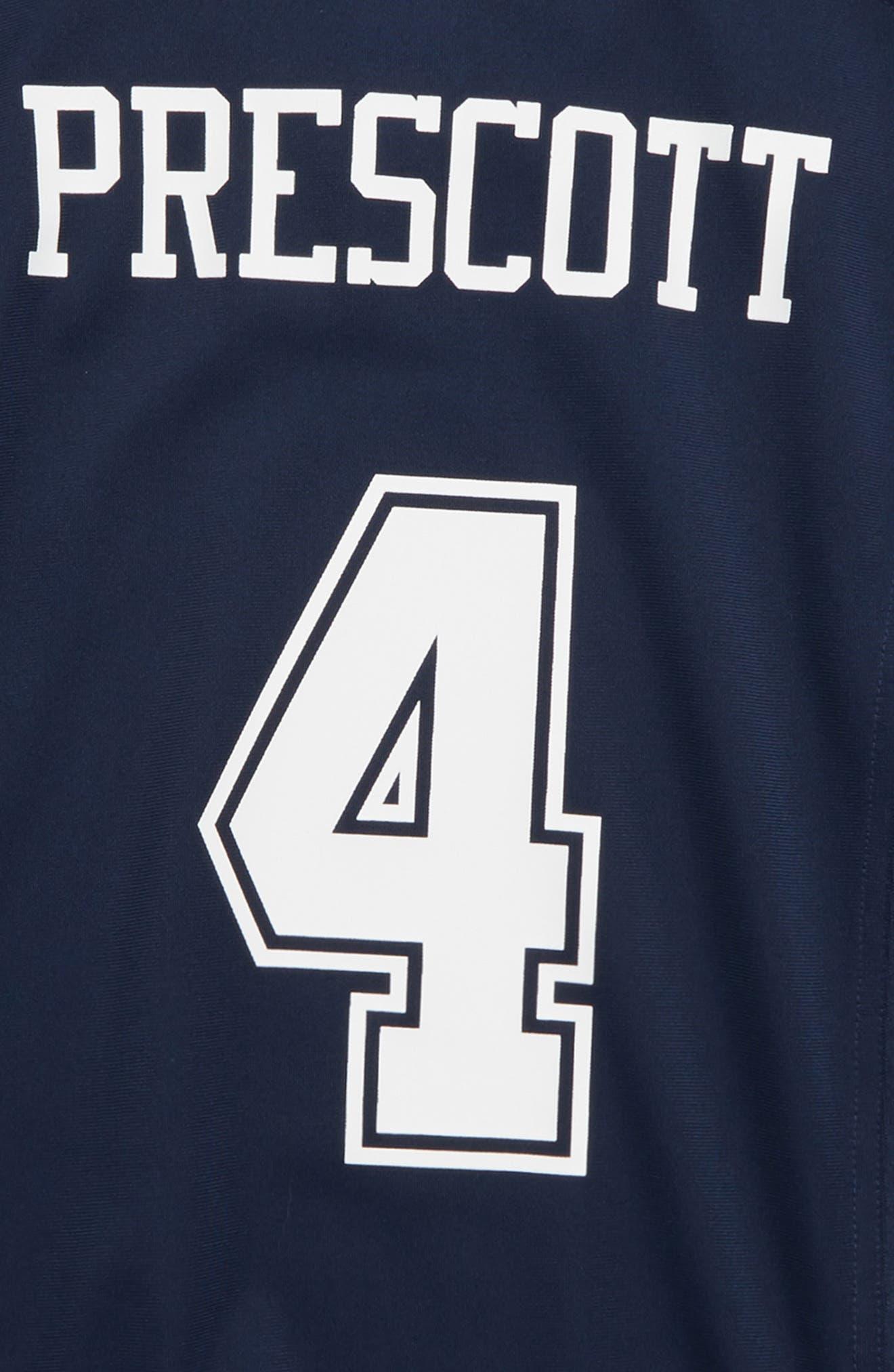 Nike NFL Dallas Cowboys – Dak Prescott Jersey,                             Alternate thumbnail 3, color,                             NAVY