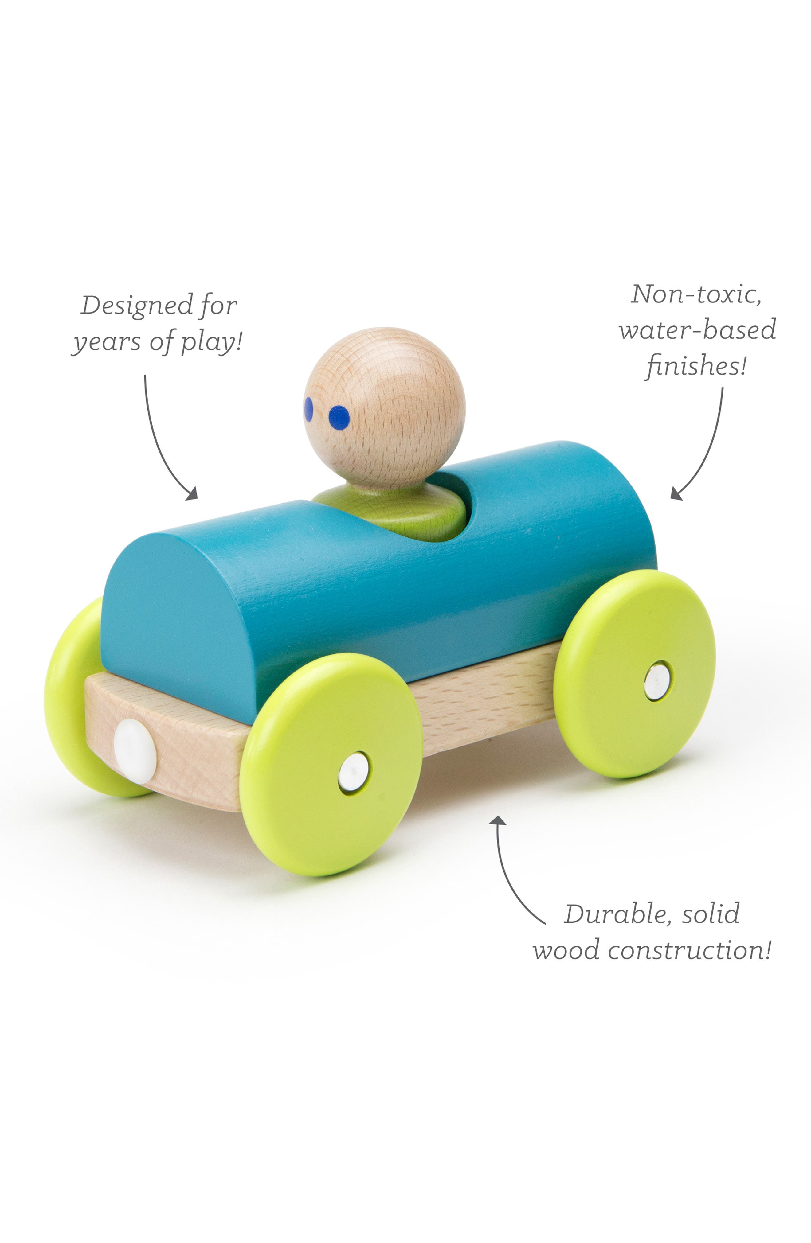 Half Pipe Magnetic Racer Toy,                             Alternate thumbnail 2, color,                             960