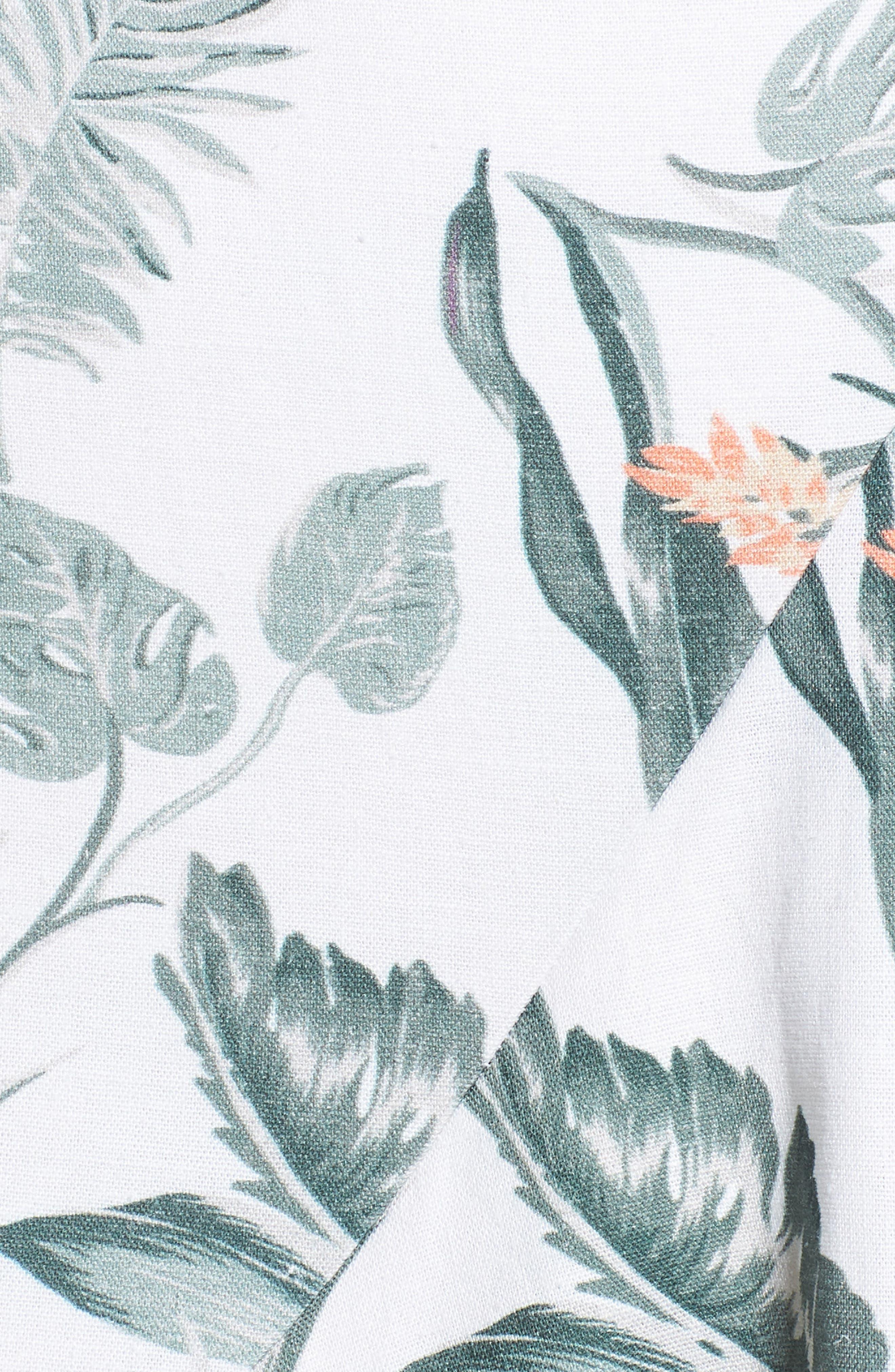 Mahari Cutout Midi Dress,                             Alternate thumbnail 6, color,                             900