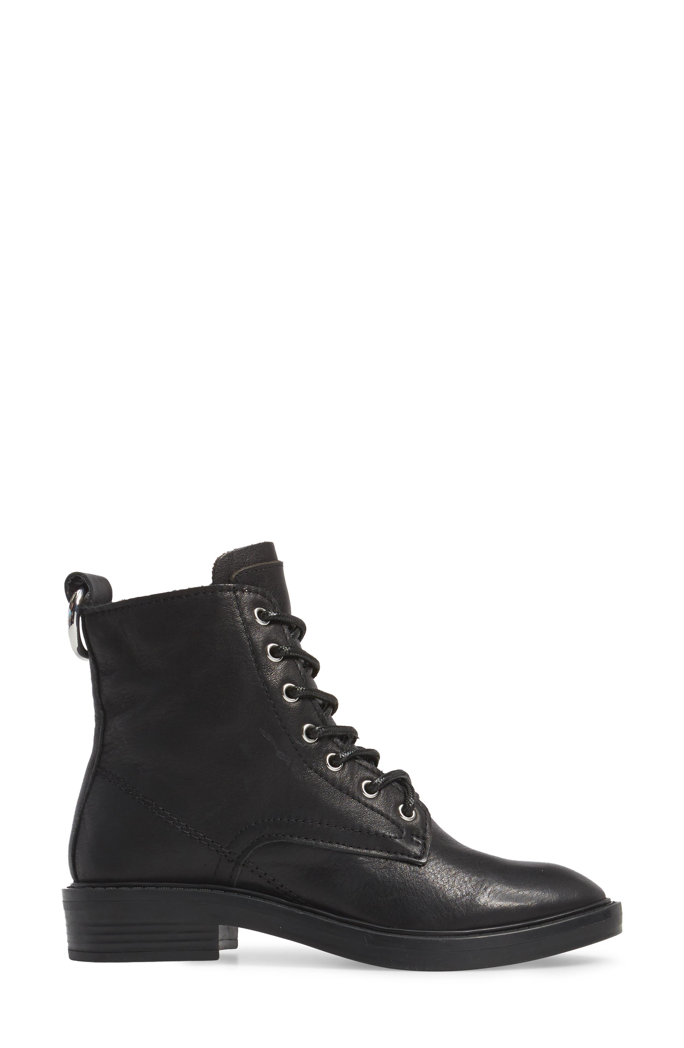 Combat Boot,                             Alternate thumbnail 3, color,                             001