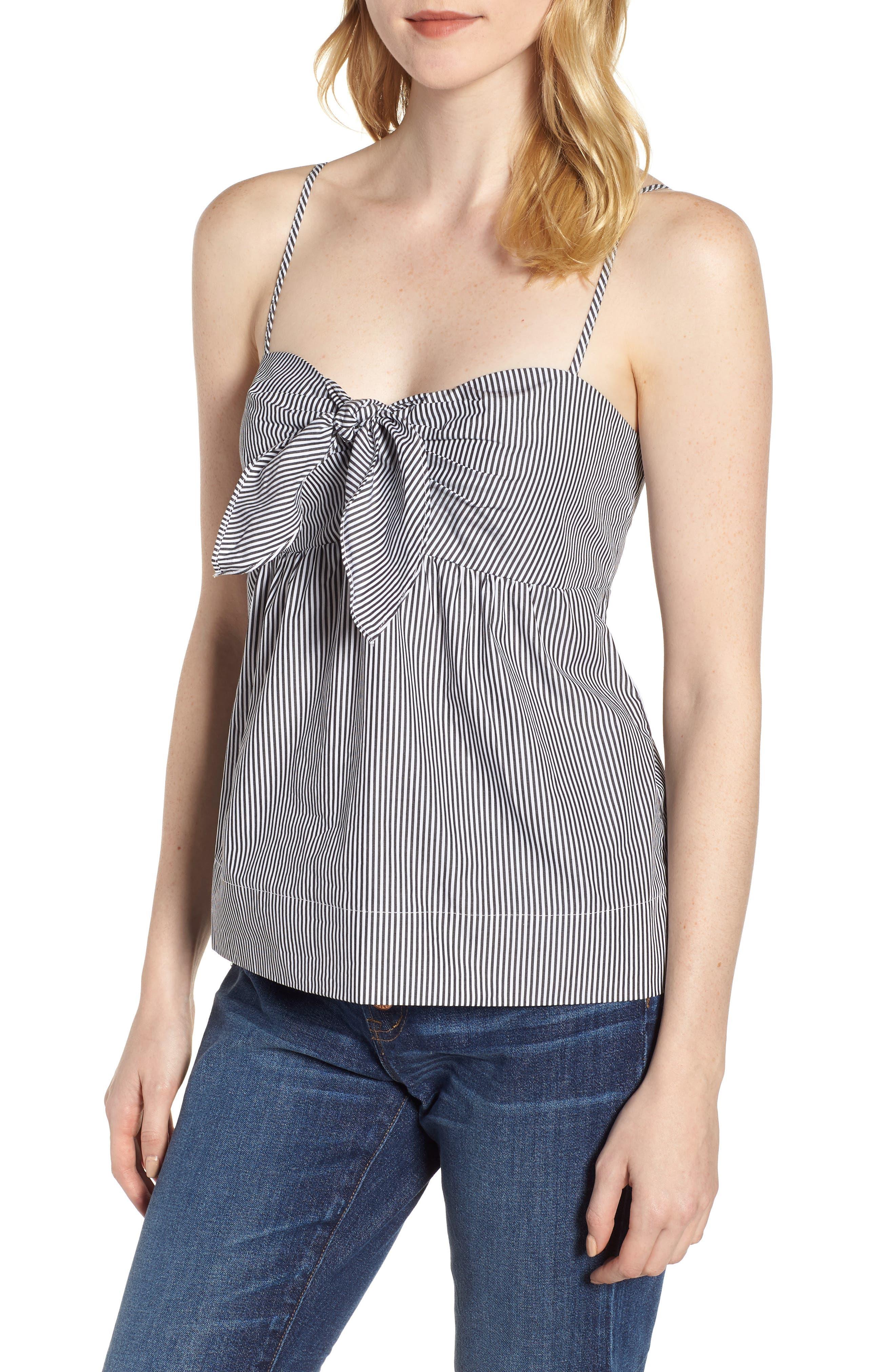 Mireille Twist Front Camisole,                         Main,                         color,