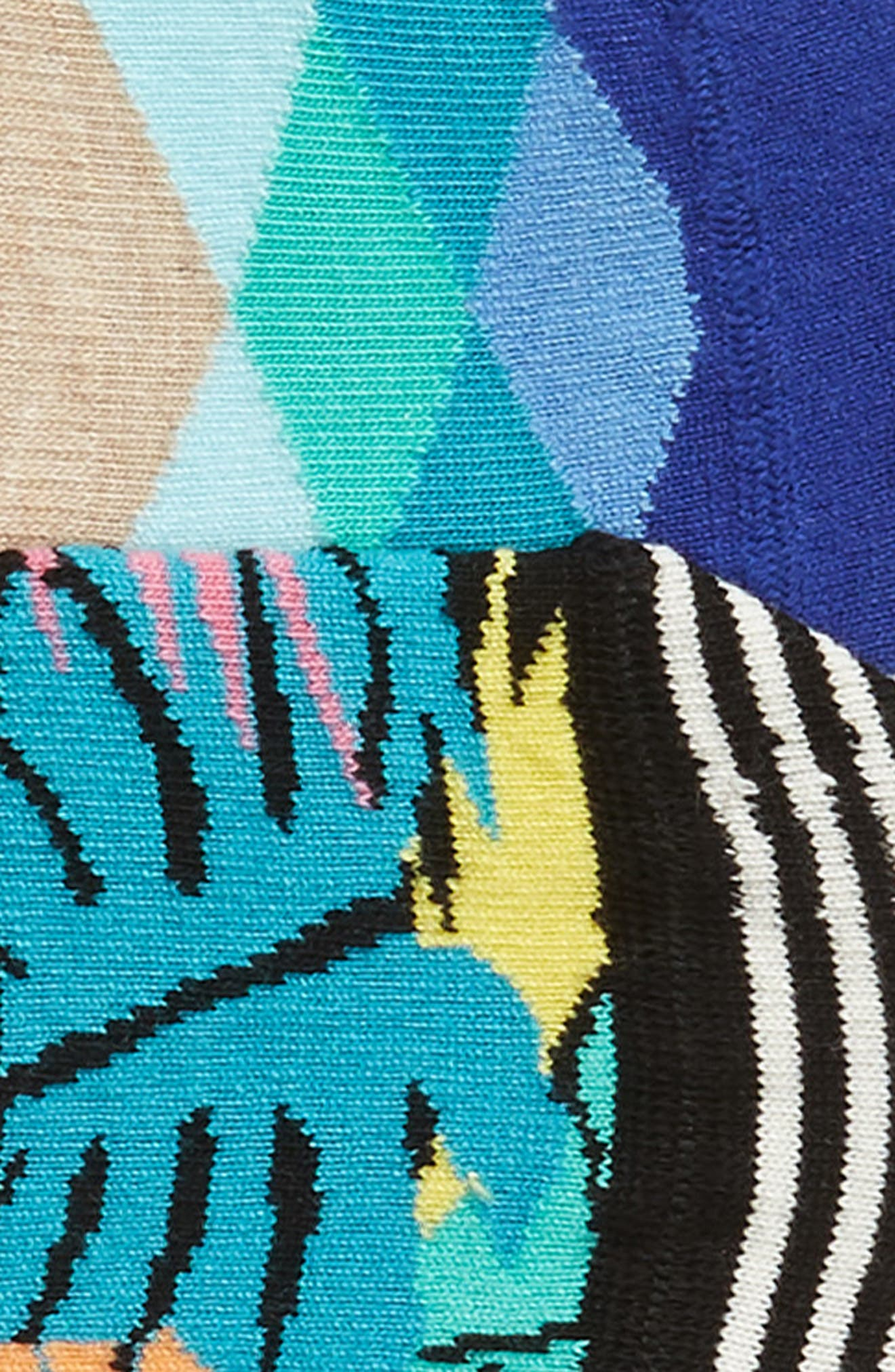 Jungle 2-Pack Liner Socks,                             Alternate thumbnail 2, color,