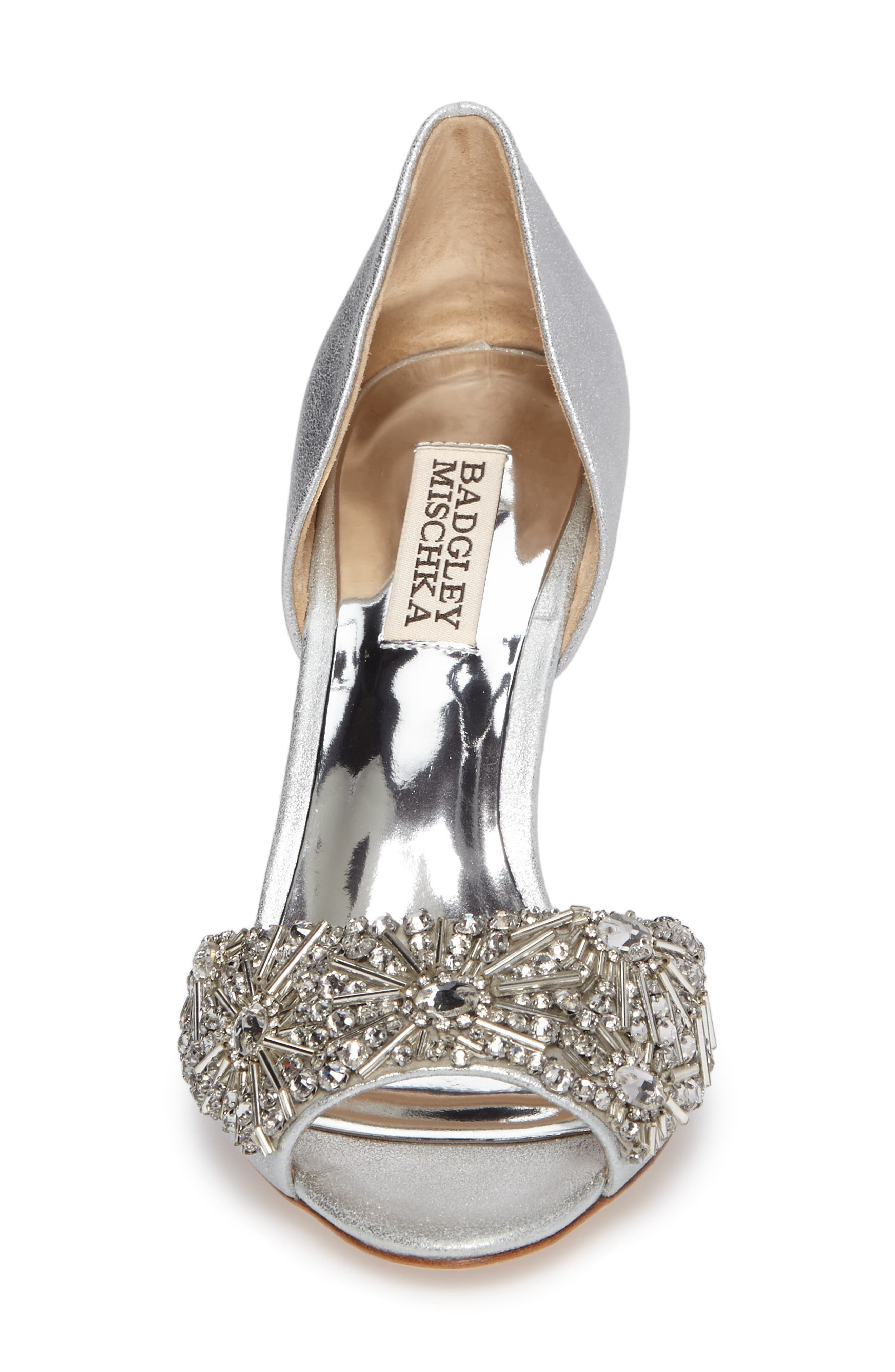 Maria Embellished d'Orsay Pump,                             Alternate thumbnail 20, color,