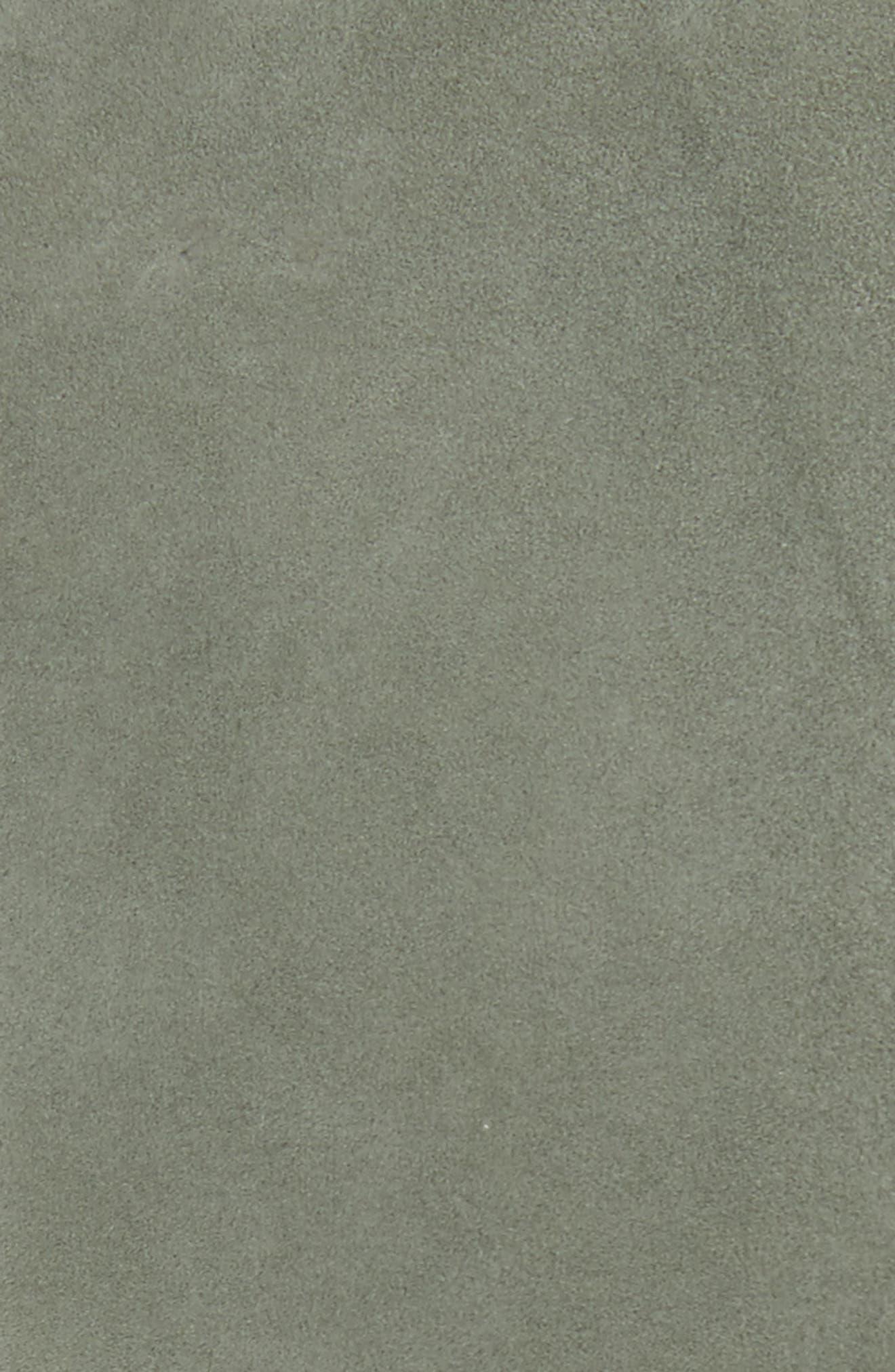 Suede Dress,                             Alternate thumbnail 5, color,                             300