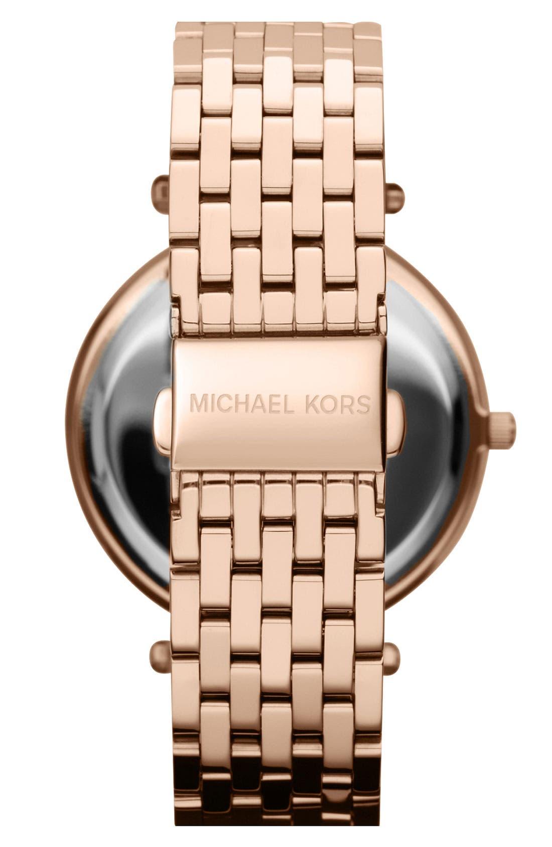 'Darci' Round Bracelet Watch, 39mm,                             Alternate thumbnail 73, color,