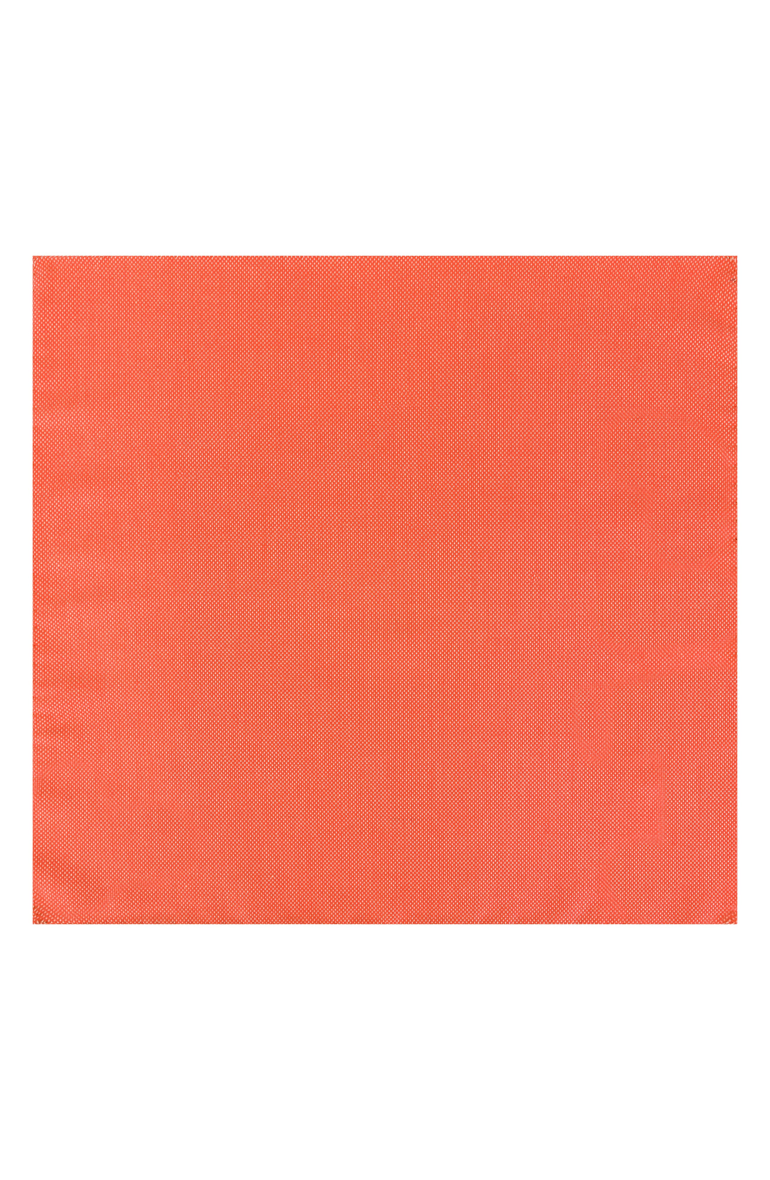 Solid Cotton Pocket Square,                             Alternate thumbnail 14, color,