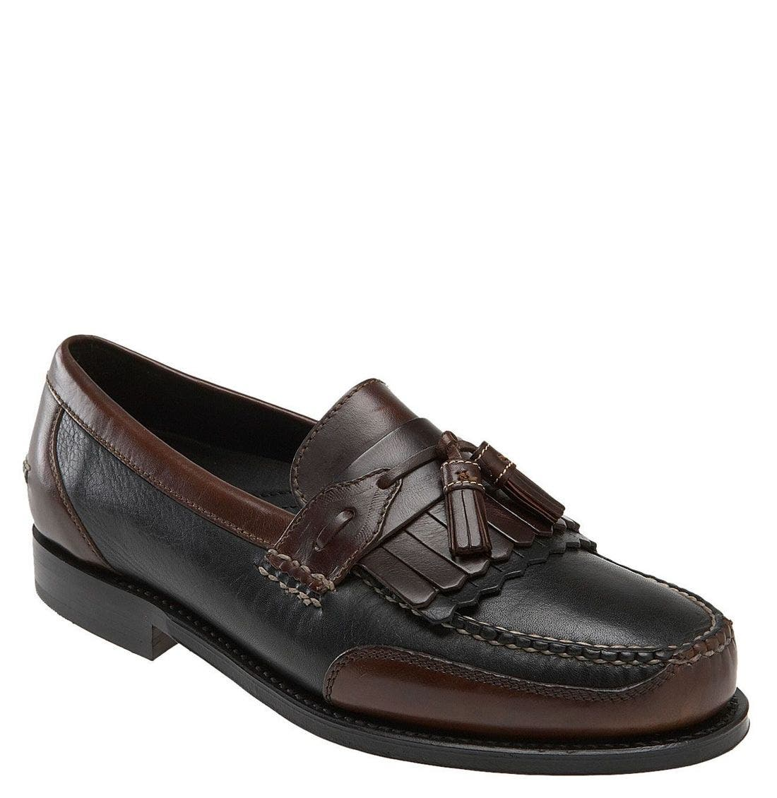 'Murphy' Loafer,                             Main thumbnail 1, color,                             BLK