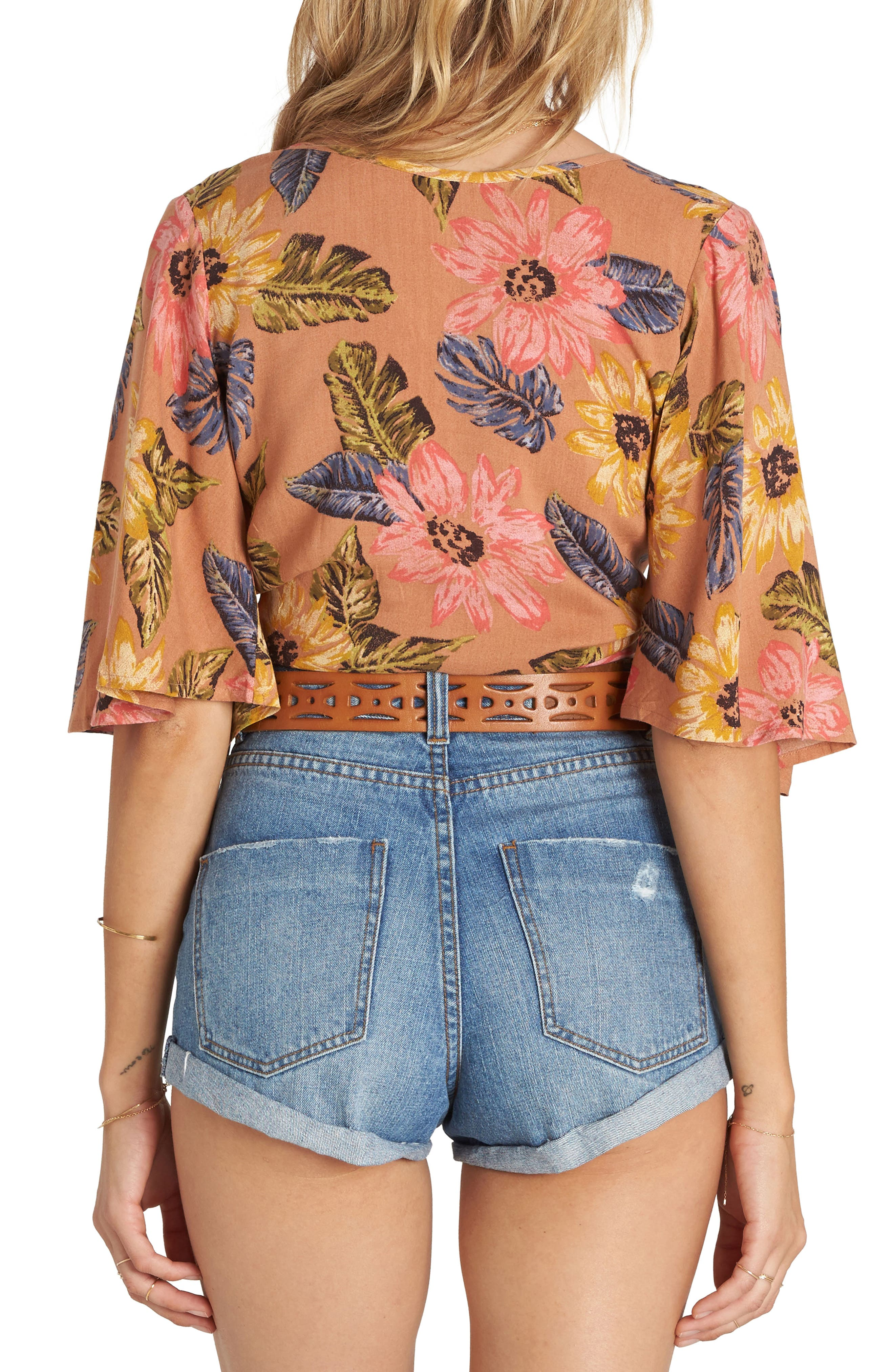 Get it Twisted Crop Top,                             Alternate thumbnail 2, color,                             250