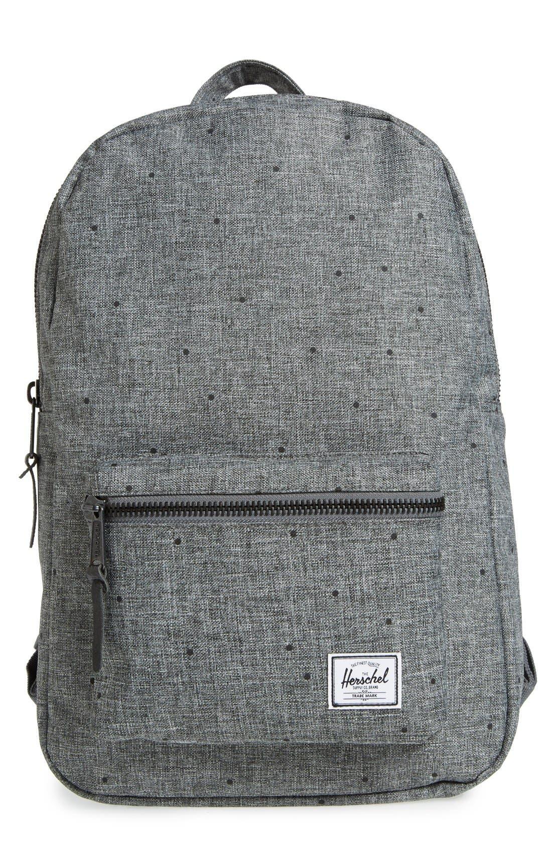 'Settlement - Mid-Volume Raven' Backpack,                         Main,                         color, 001