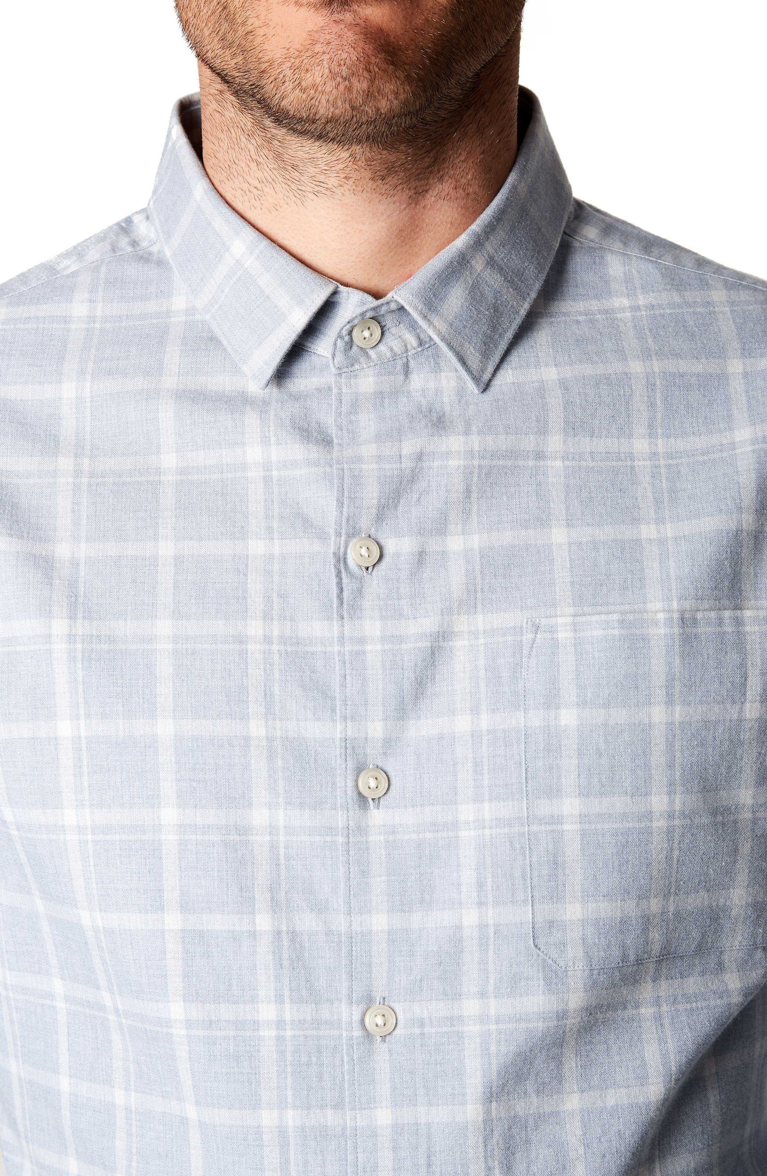 All You Know Plaid Shirt,                             Alternate thumbnail 4, color,                             050