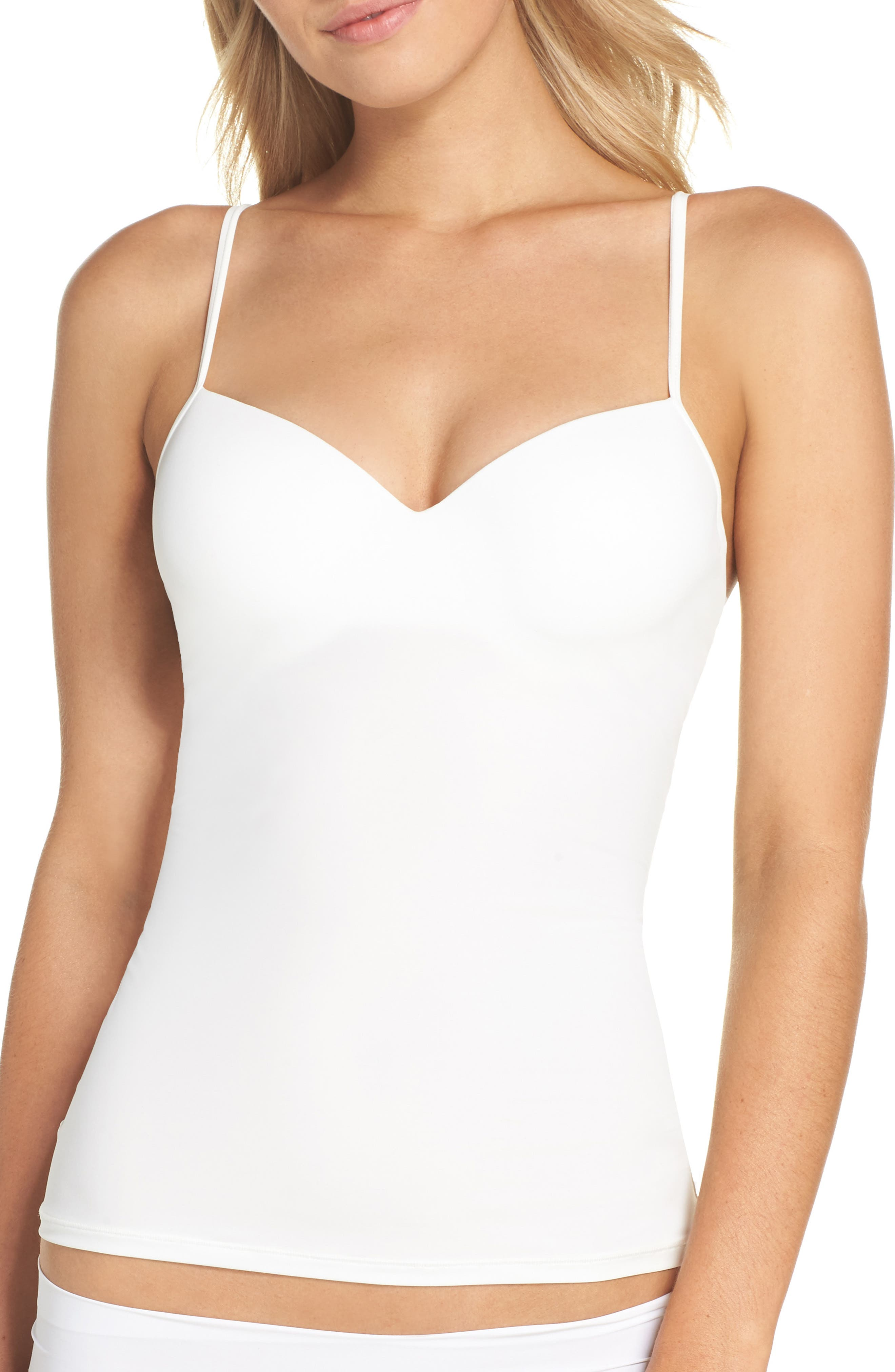 'Allure' Built-In Bra Camisole,                             Alternate thumbnail 11, color,