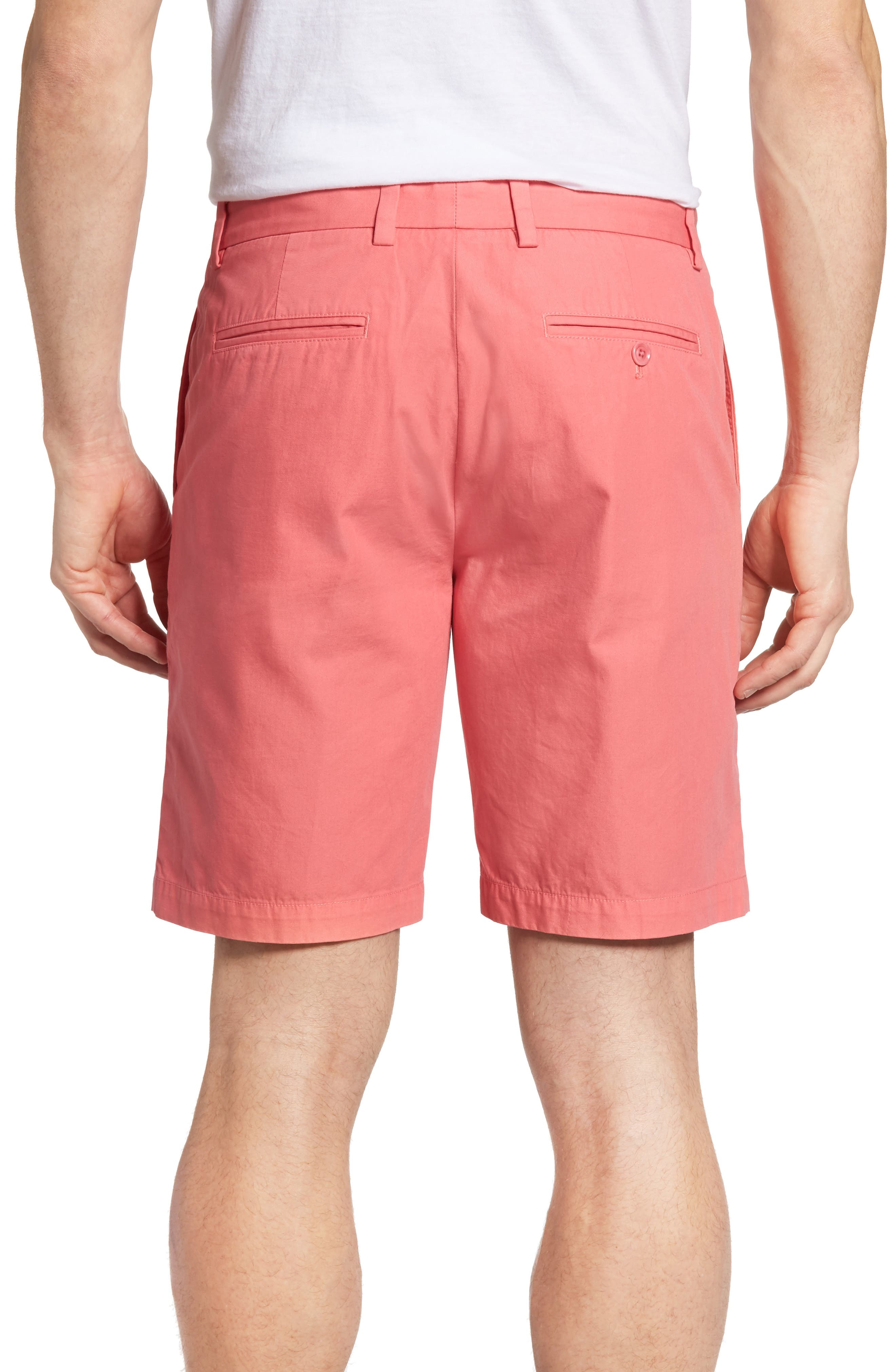 9 Inch Stretch Breaker Shorts,                             Alternate thumbnail 2, color,                             LOBSTER REEF
