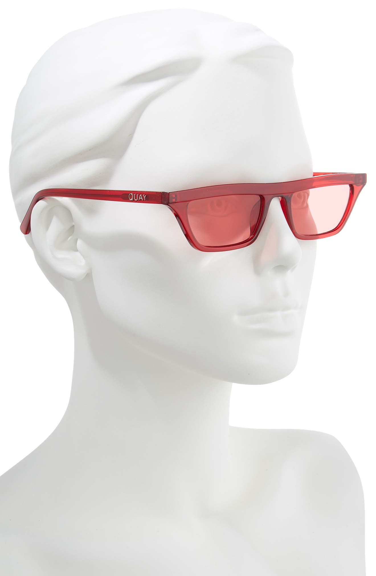 Finesse 52mm Sunglasses,                             Alternate thumbnail 2, color,                             600