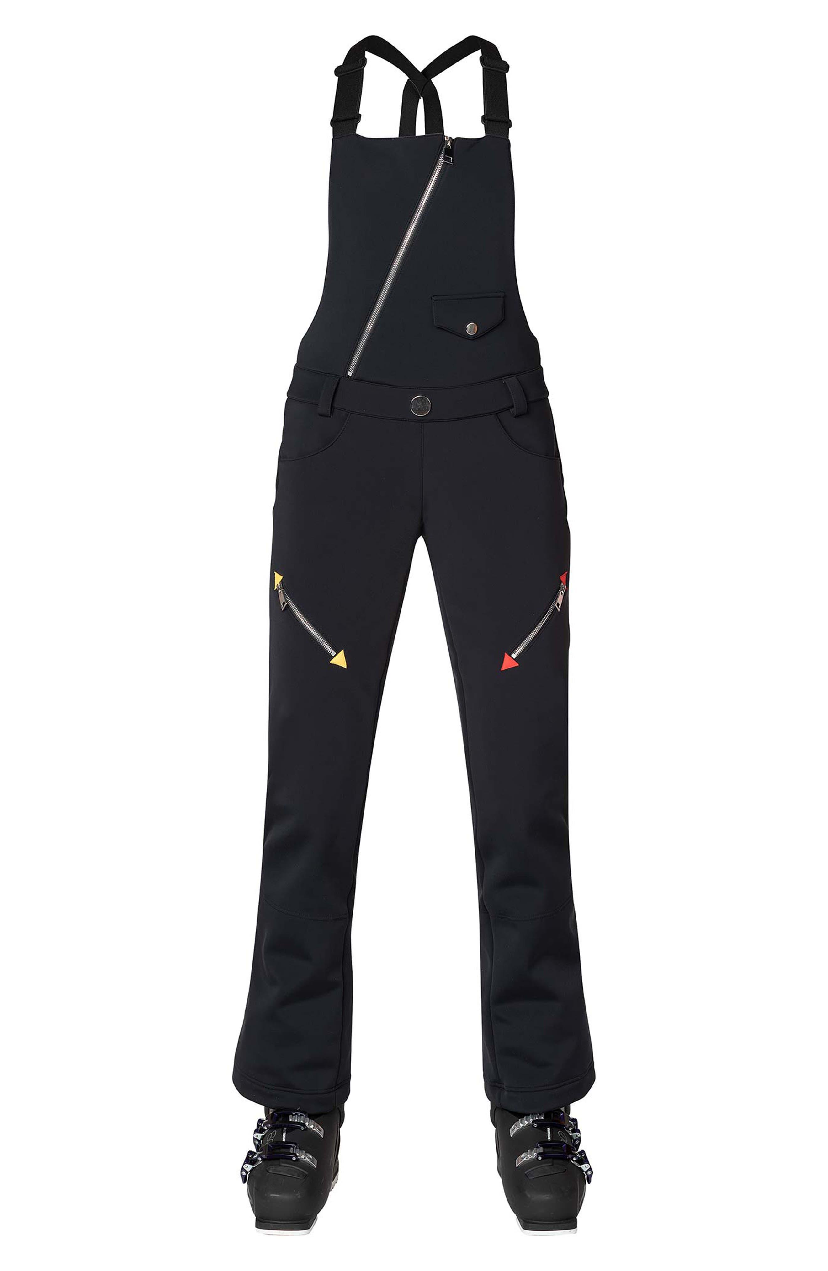 Altirock One-Piece Ski Suit,                             Alternate thumbnail 4, color,                             010