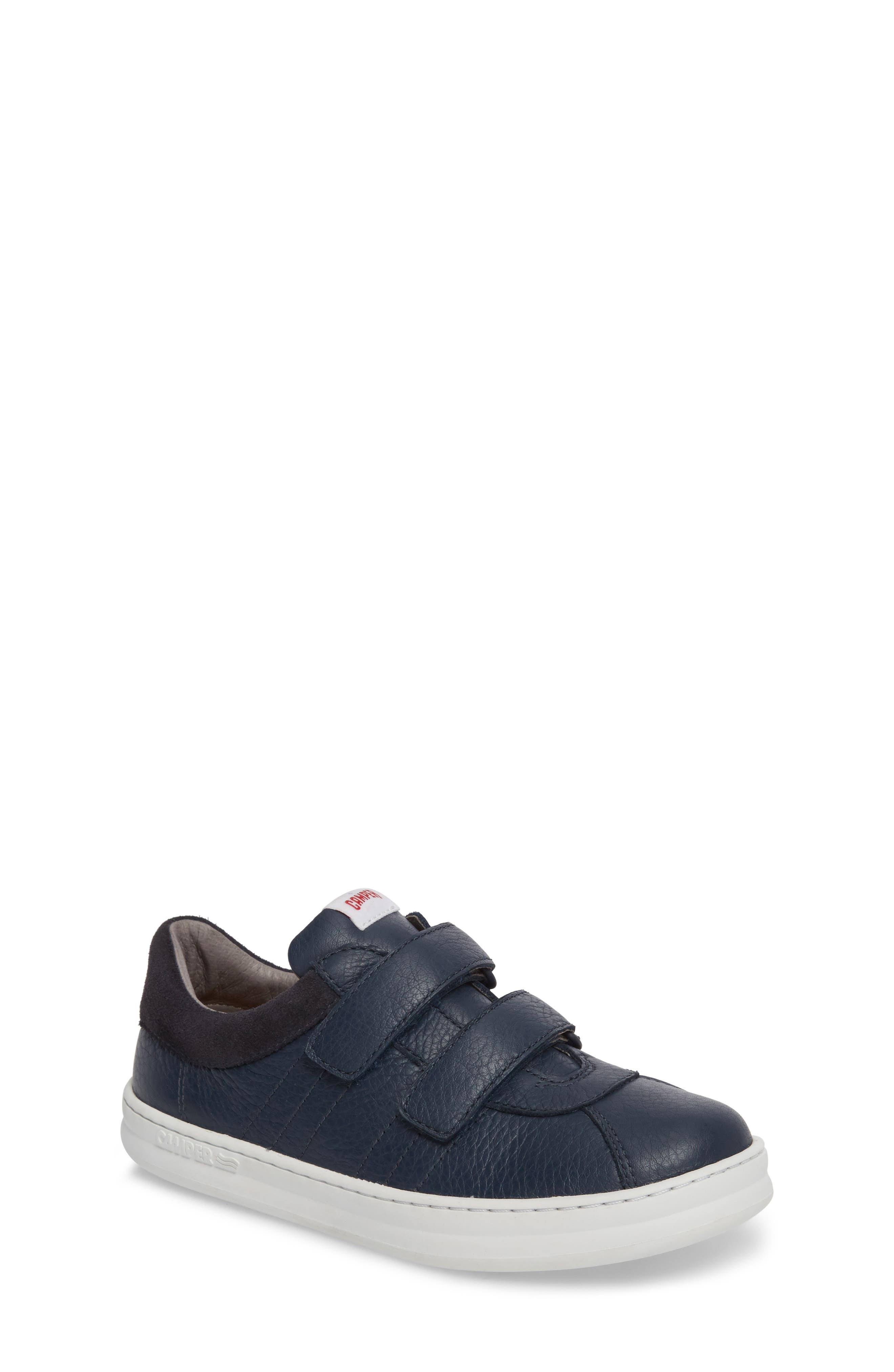 Runner Sneaker,                             Main thumbnail 1, color,                             NAVY