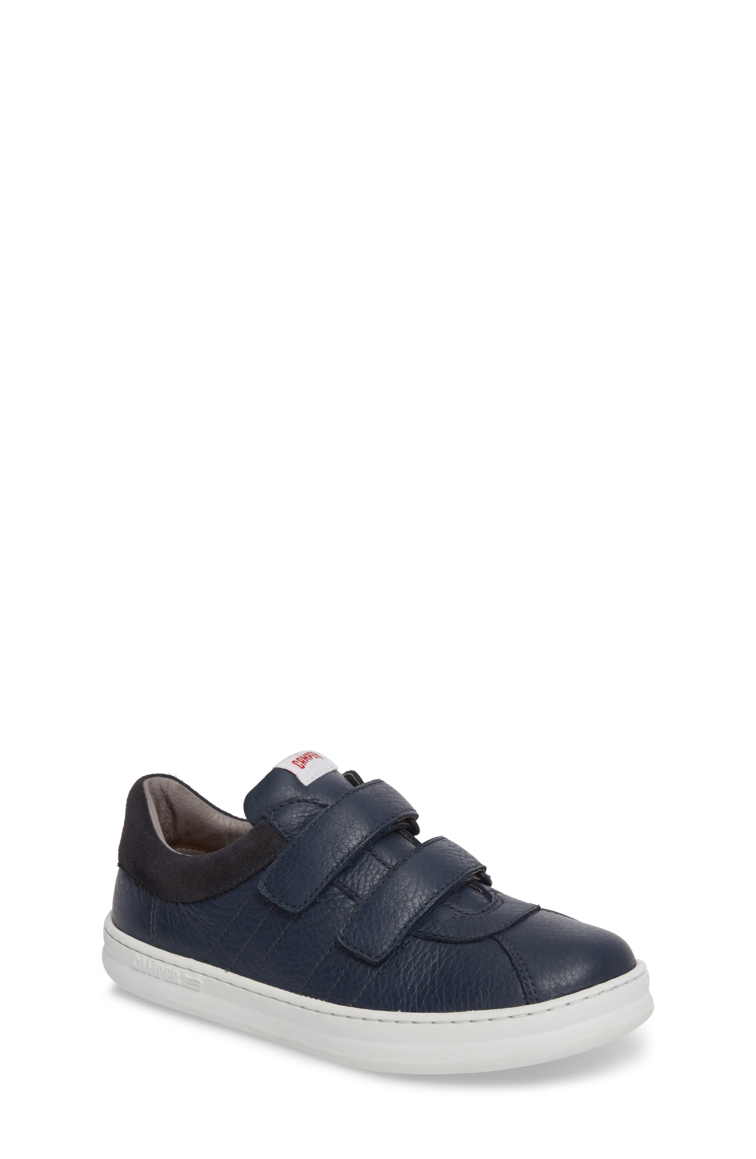 Runner Sneaker,                         Main,                         color, NAVY