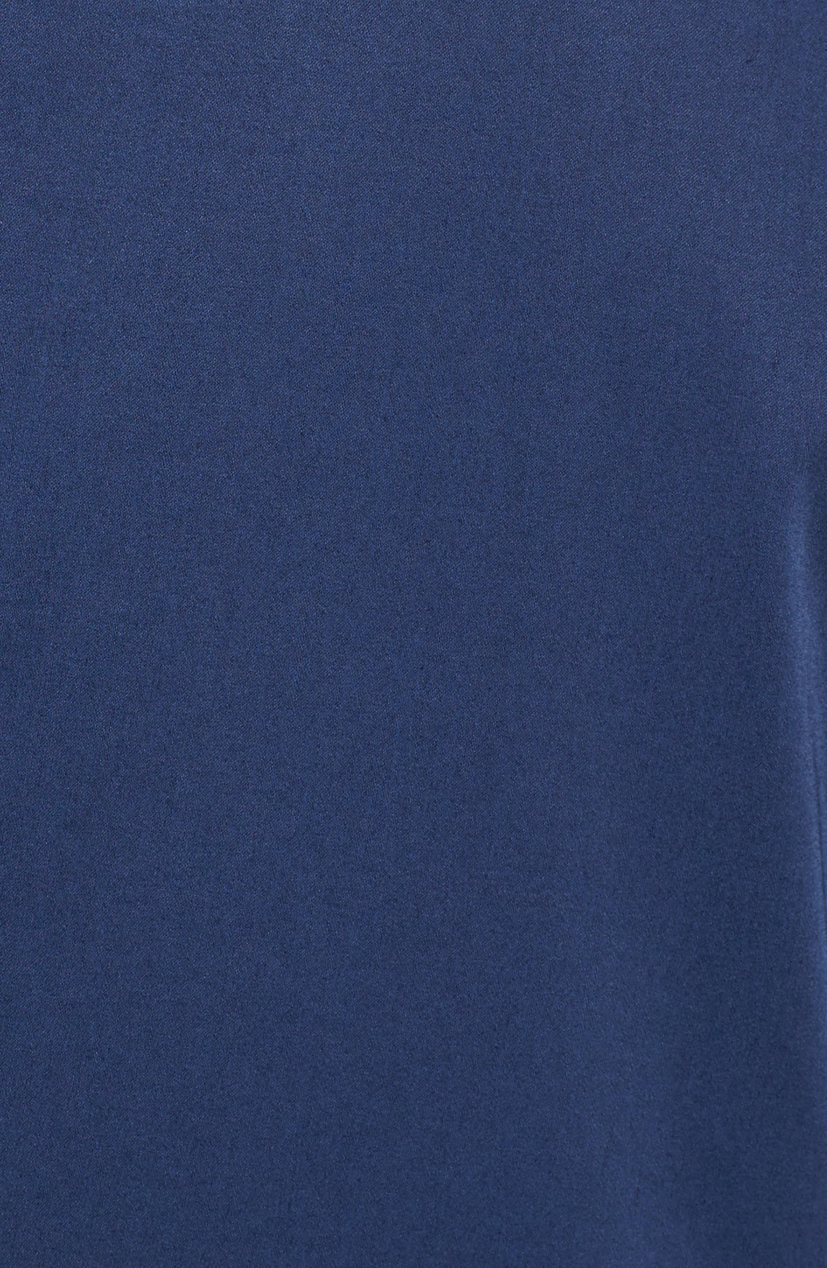 Trim Fit Stretch Cotton Blazer,                             Alternate thumbnail 6, color,                             400