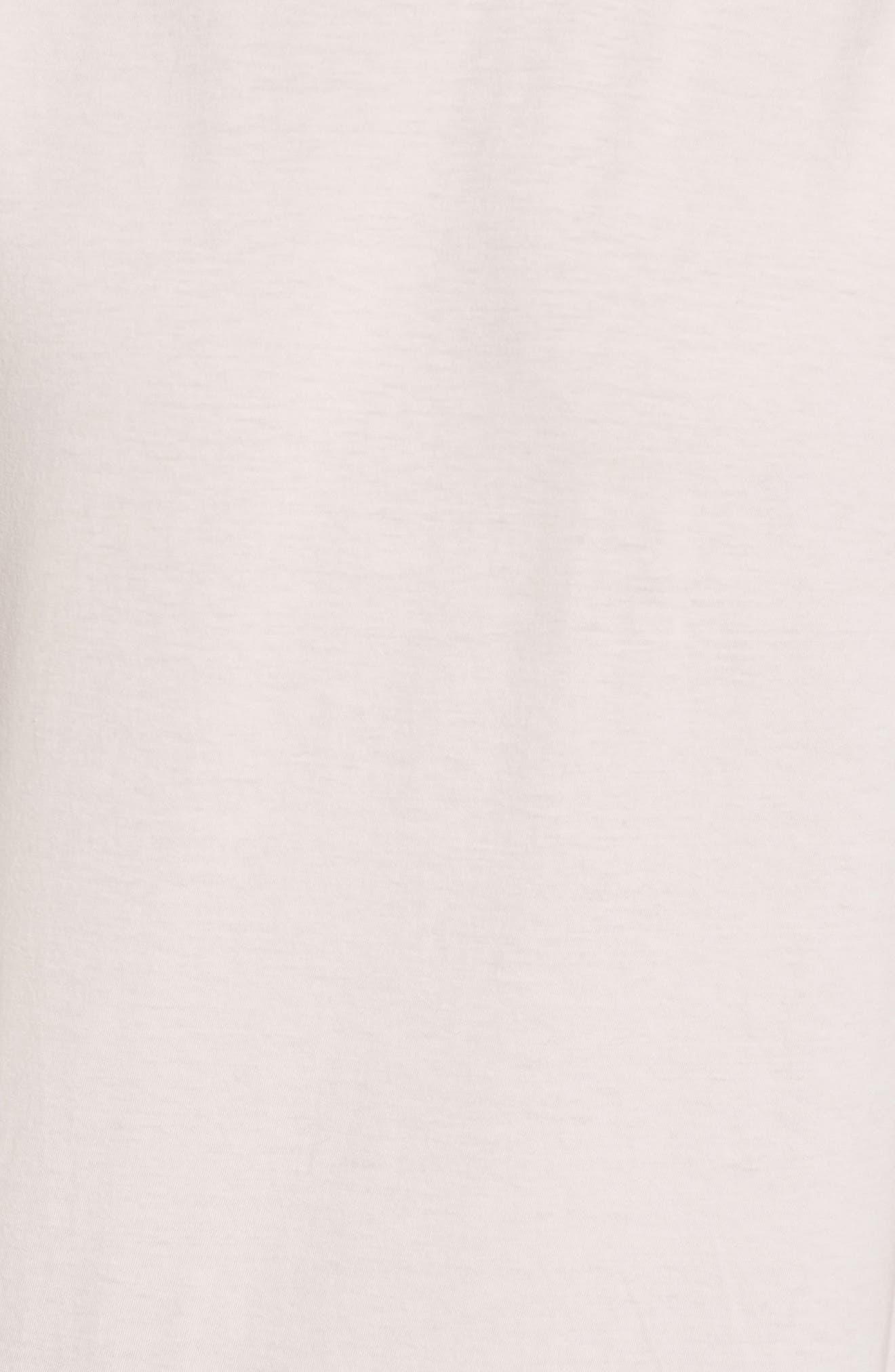 Crewneck Jersey T-Shirt,                             Alternate thumbnail 440, color,