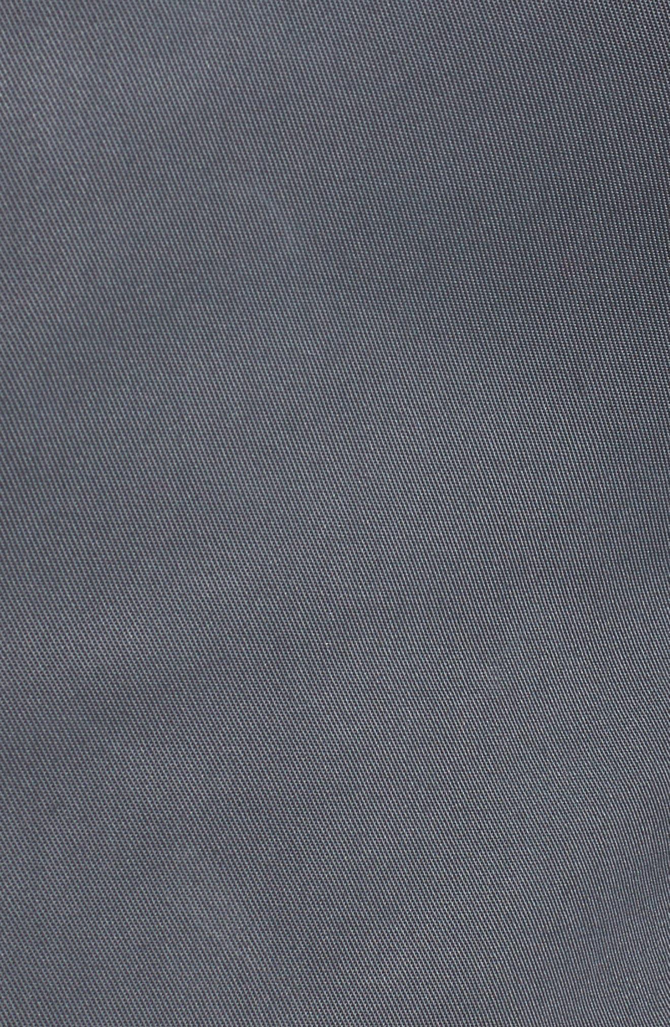 High Rise Tencel Shorts,                             Alternate thumbnail 18, color,
