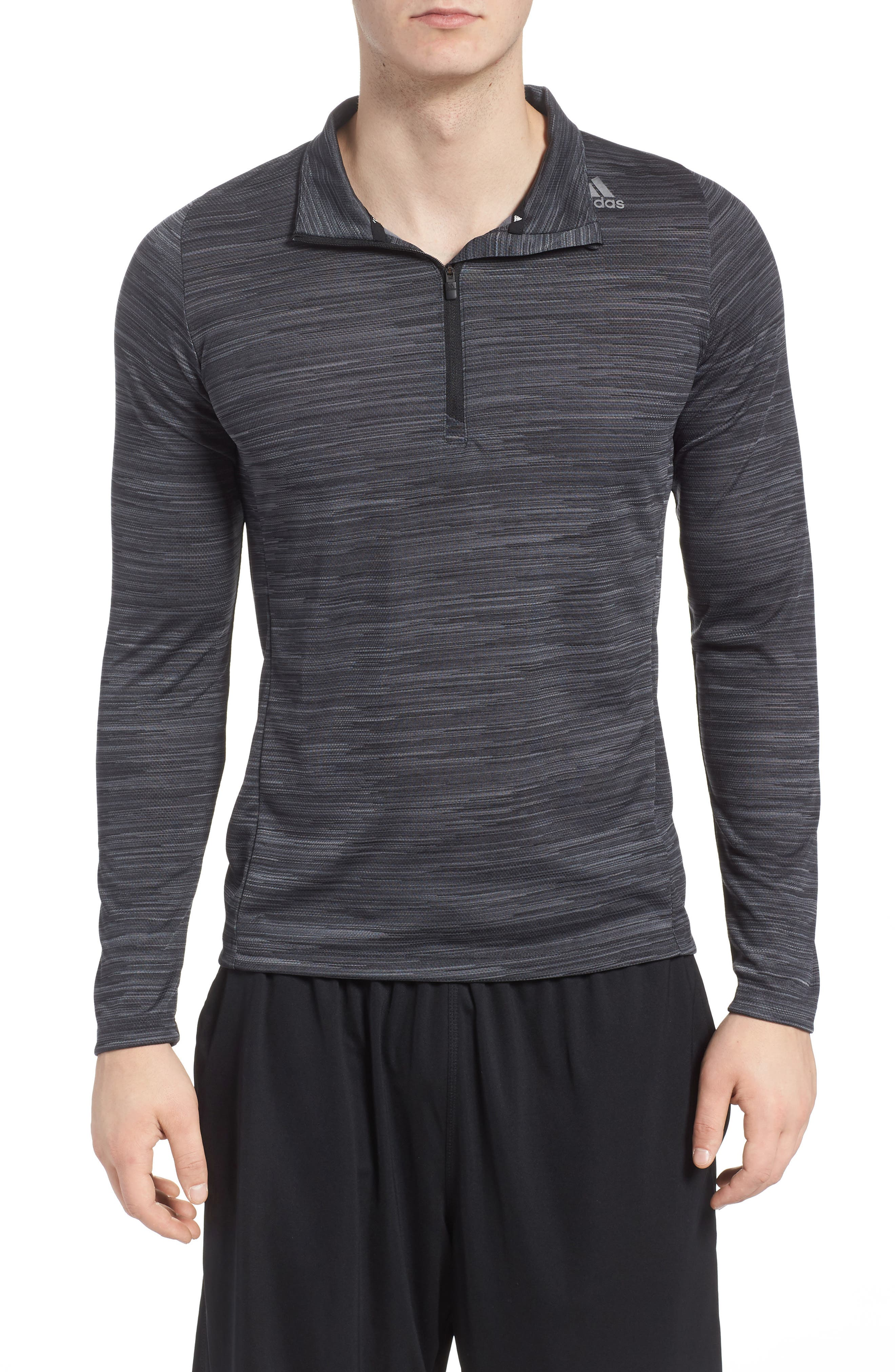 Ultimate Tech Quarter Zip Pullover,                         Main,                         color, 099